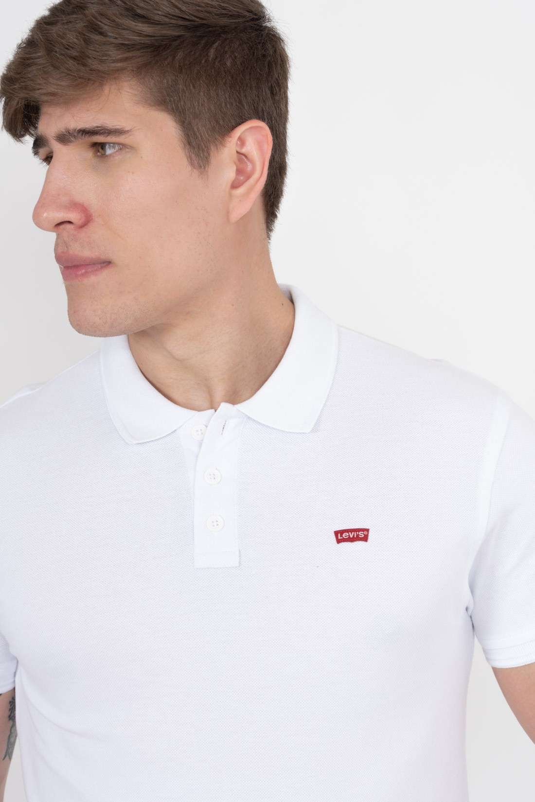 Polo Levis Logo Batwing