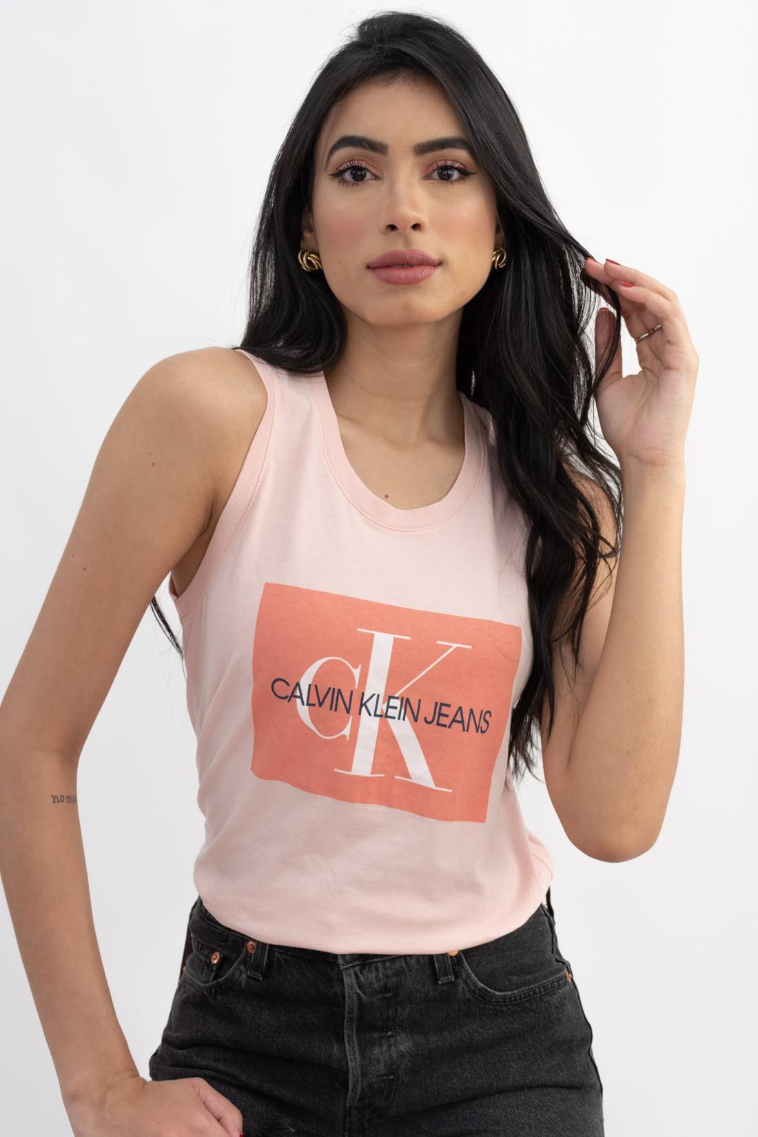 Regata Calvin Klein Etiqueta