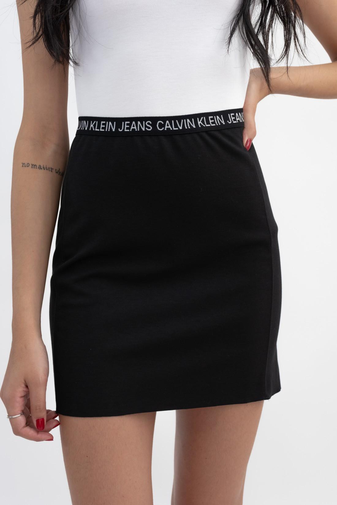 Saia Calvin Klein Elastico Logo