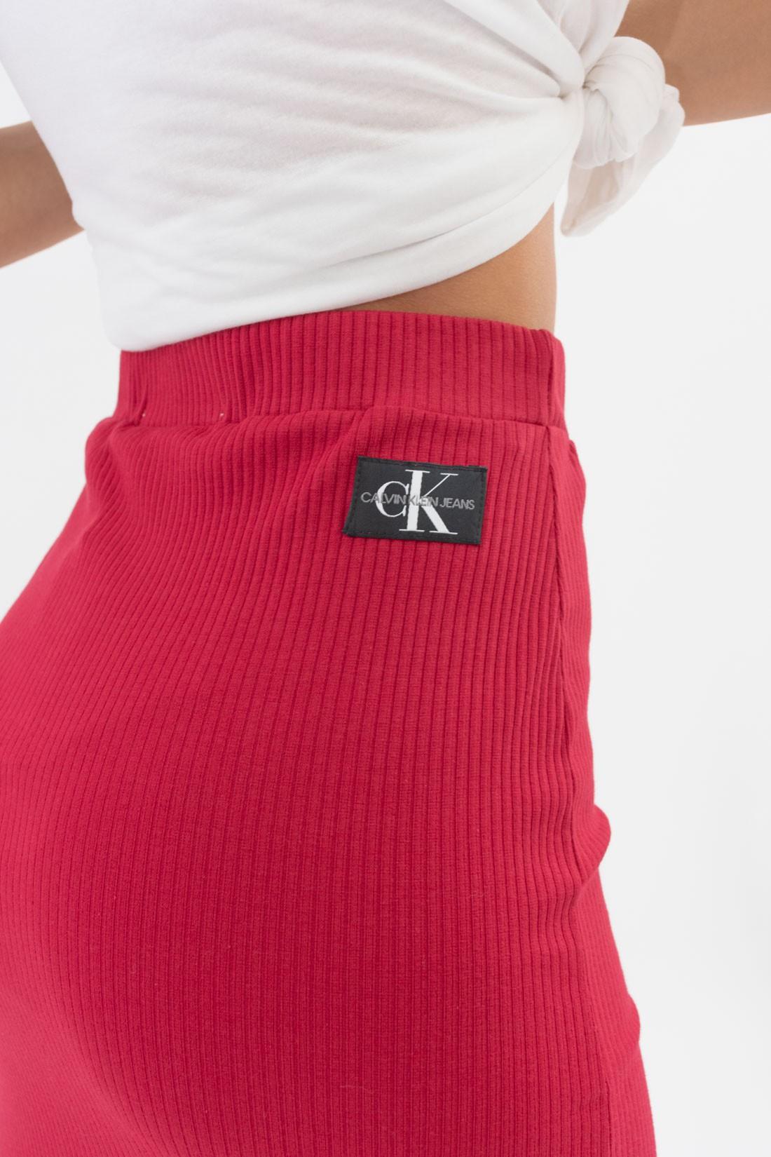 Saia Midi Calvin Klein Canelada