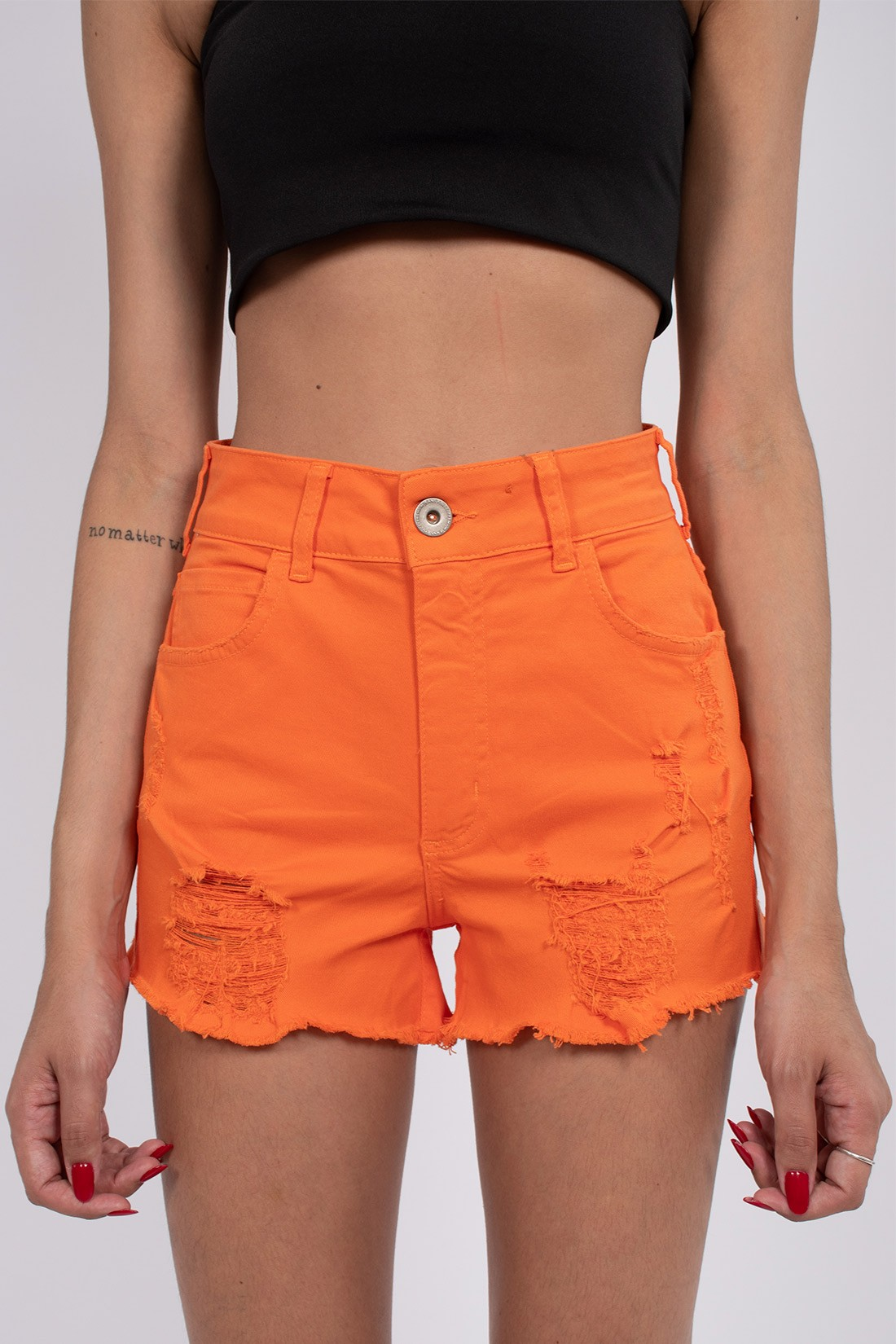 Shorts Colcci Tay Destroyed