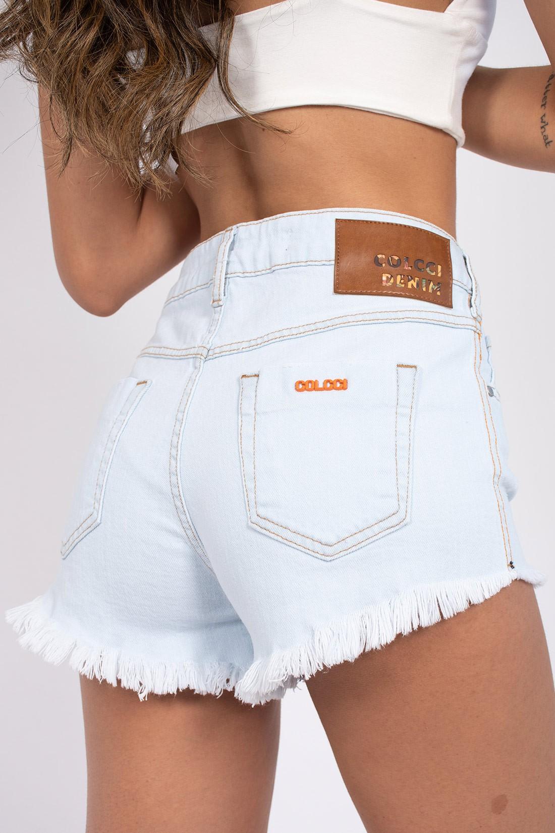 Shorts Jeans Colcci Boyish