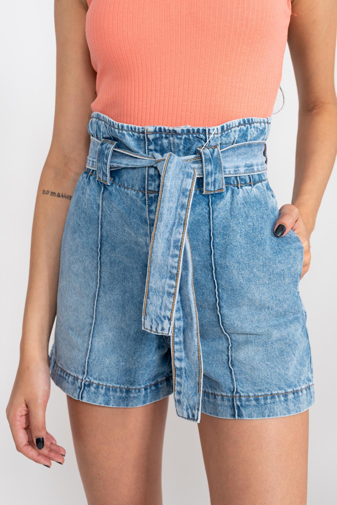 Shorts Jeans Colcci Clochard