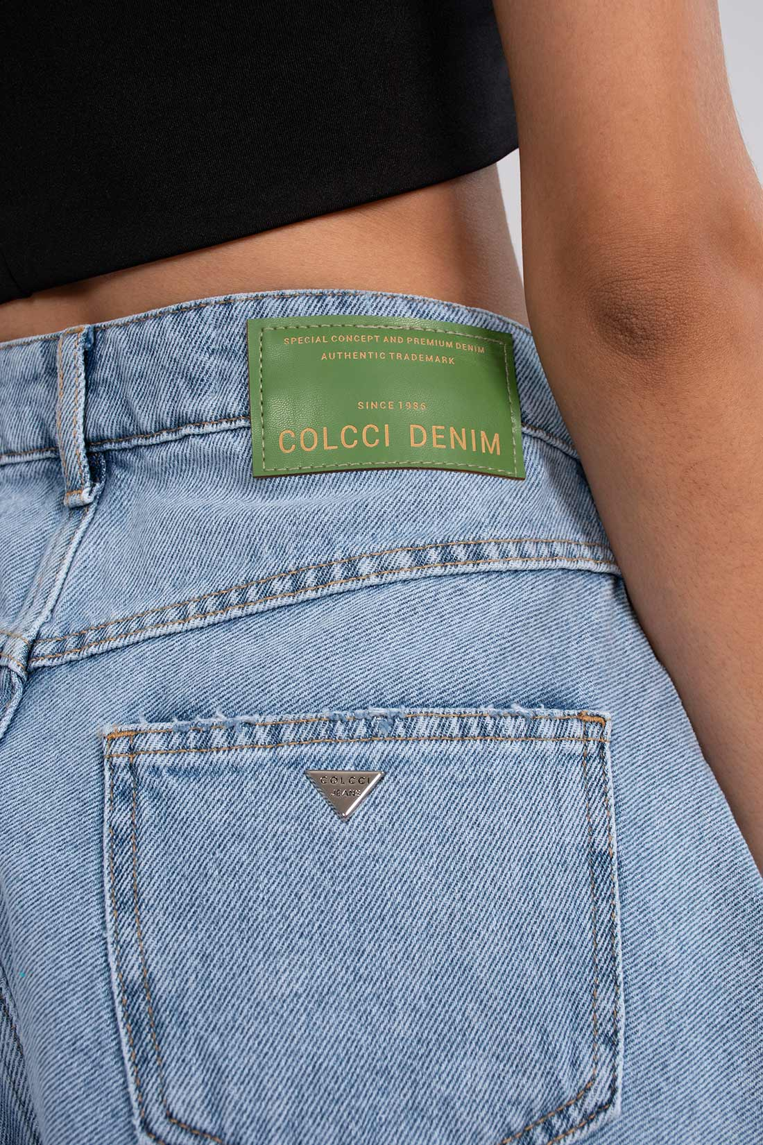 Shorts Jeans Colcci Marina Gode