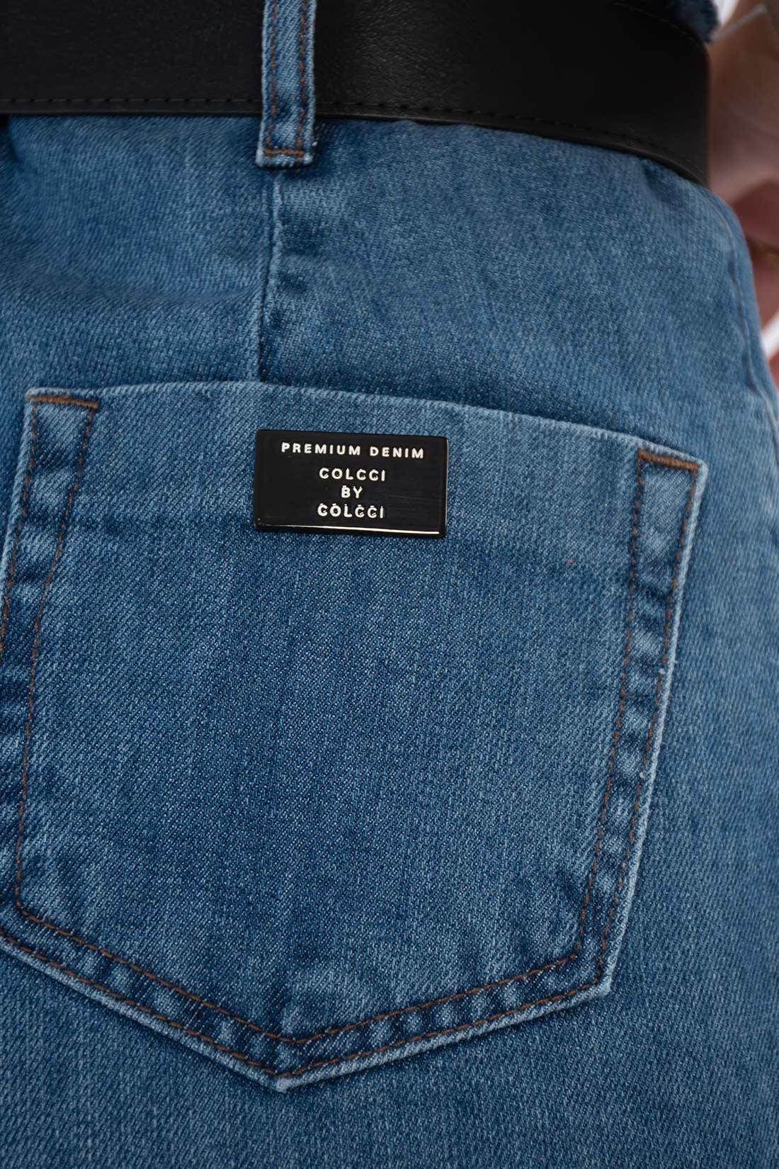 Shorts Jeans Colcci Suzie Com Cinto