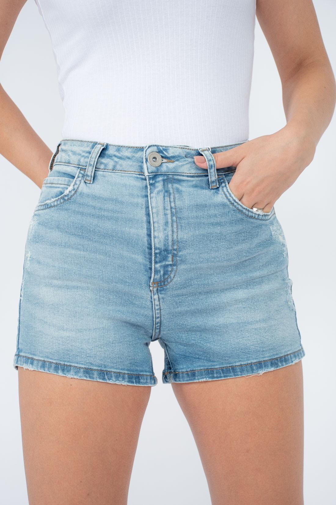 Shorts Jeans Colcci Tay