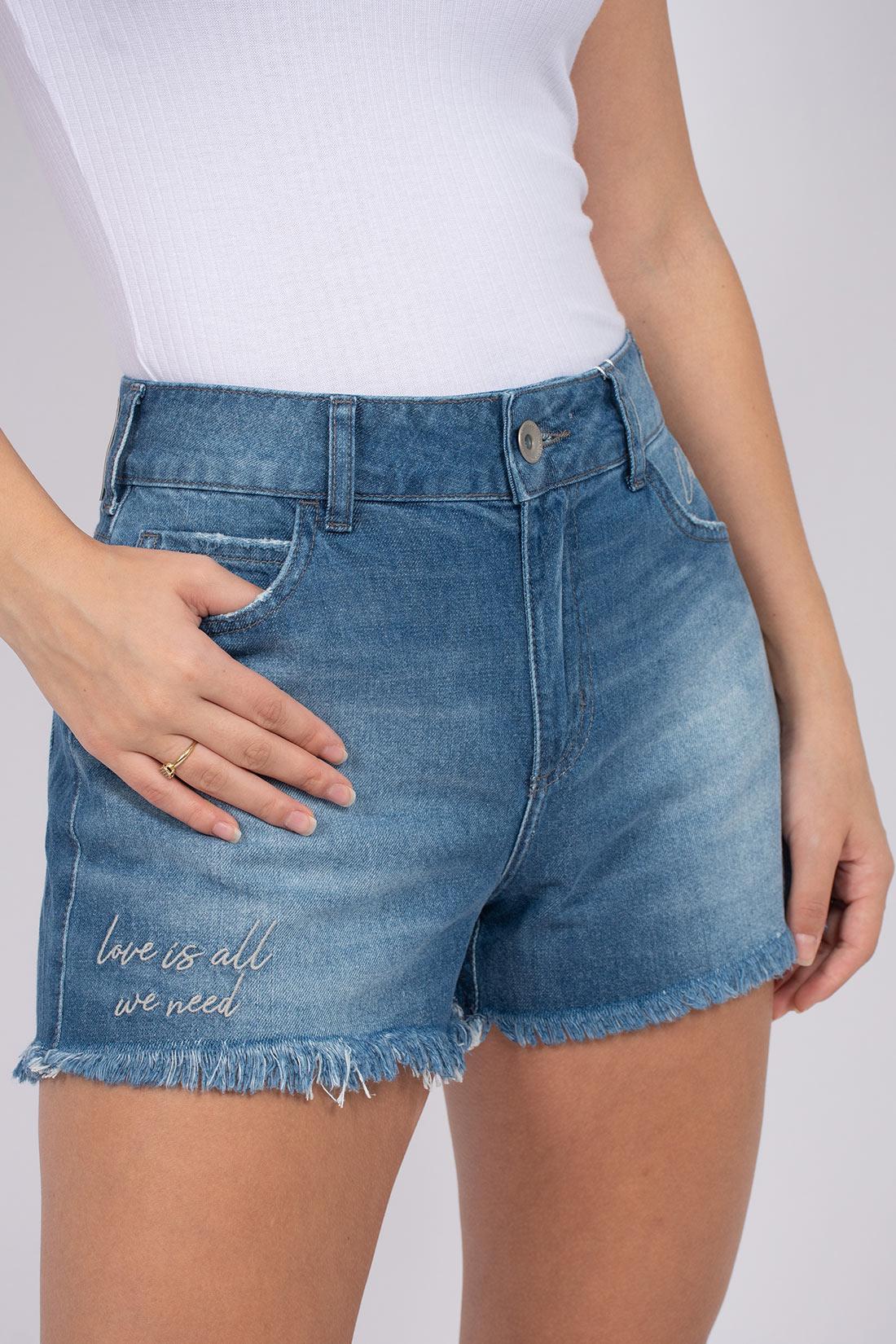 Shorts Jeans Colcci Taylor