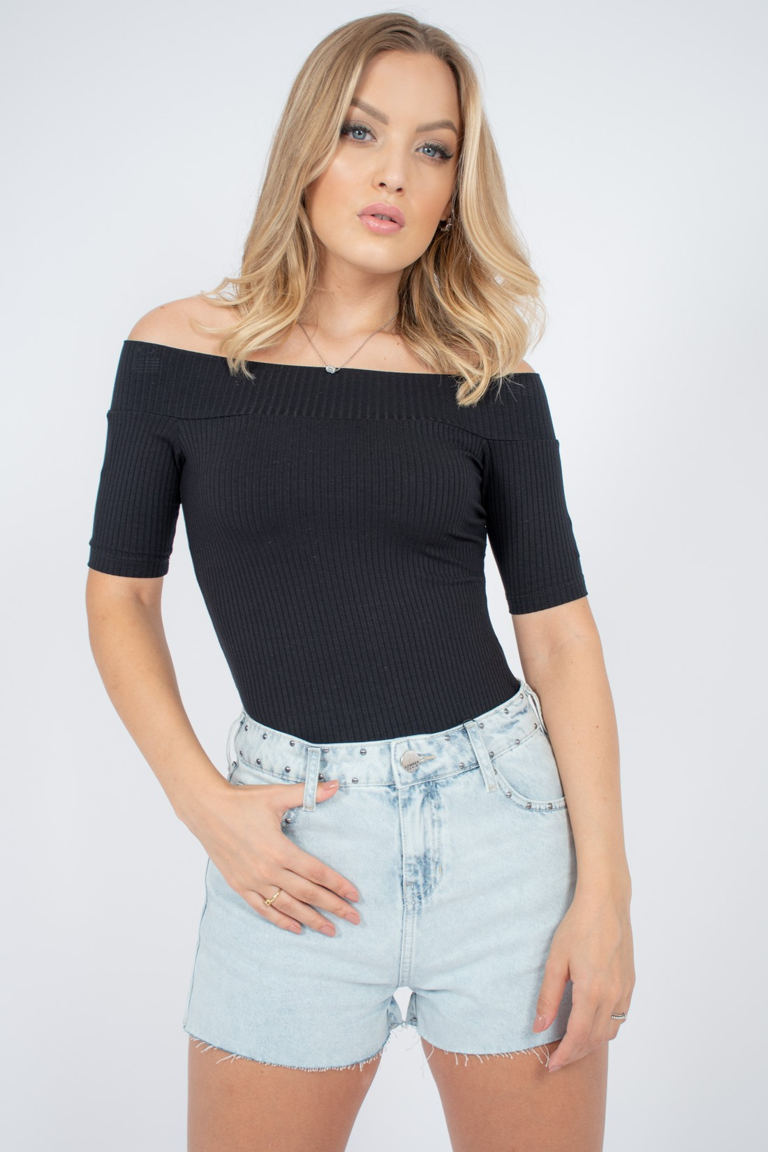 Shorts Jeans Sommer Apliques
