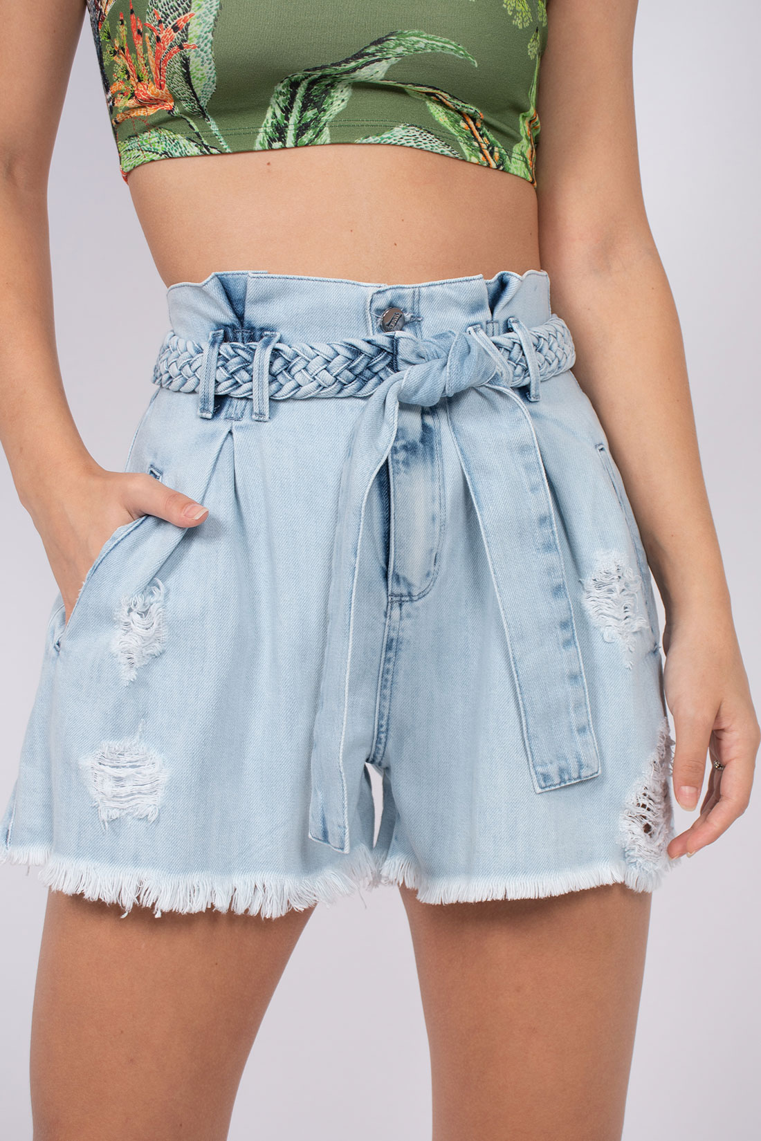 Shorts Jeans Yexx Clochard