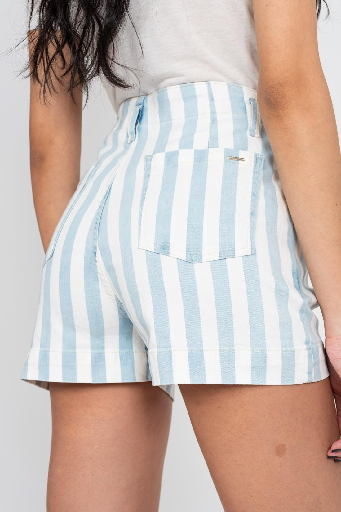 Shorts Slywear Sarja Listrado