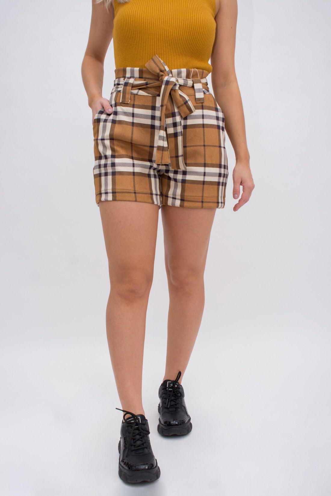 Shorts Yexx Clochard Xadrez