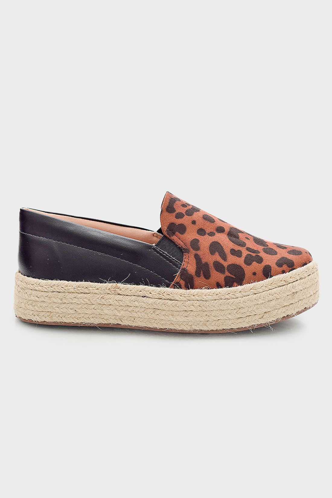 Slip On Offline Leopardo