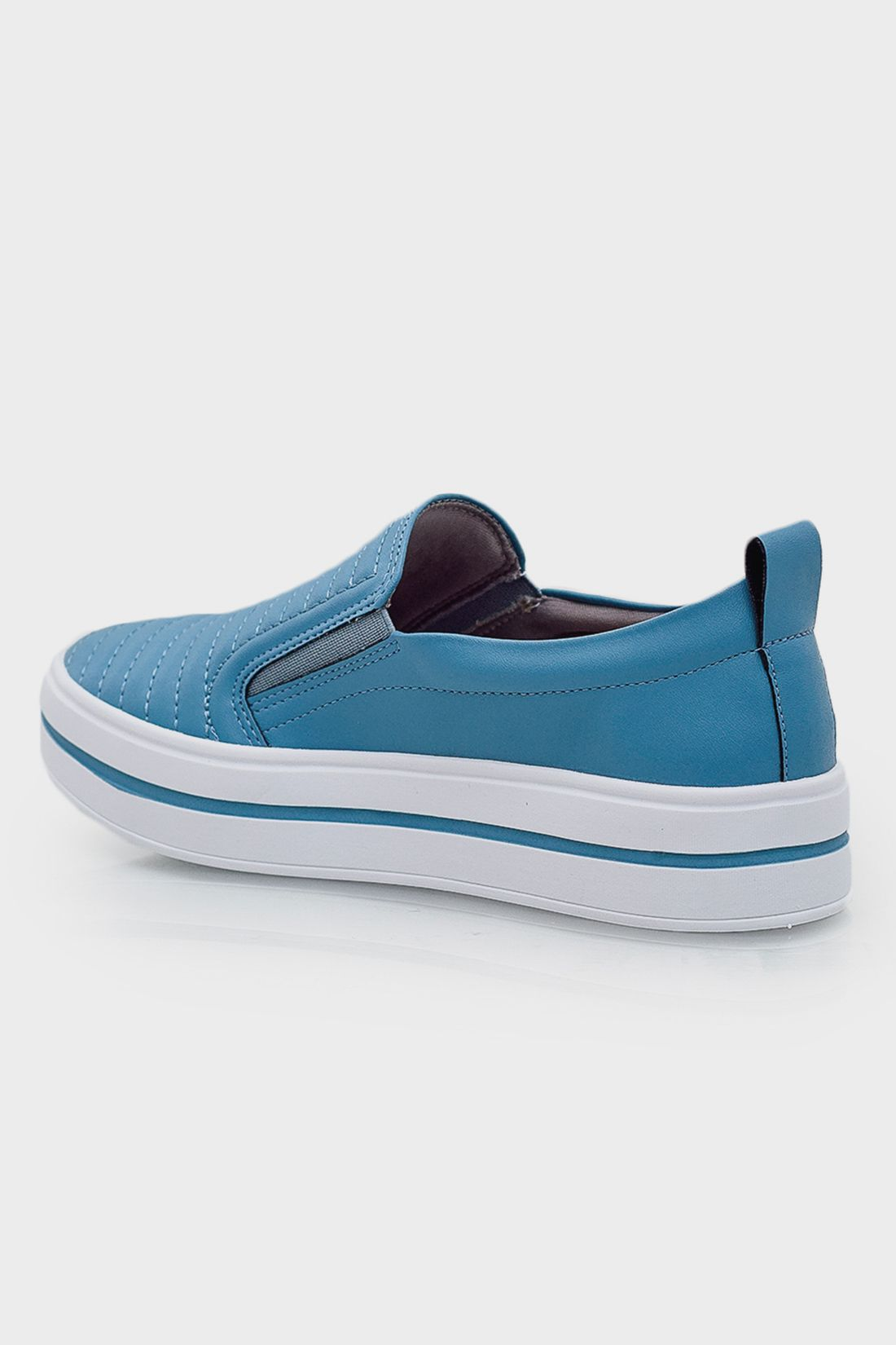 Slip On Quiz Matelasse