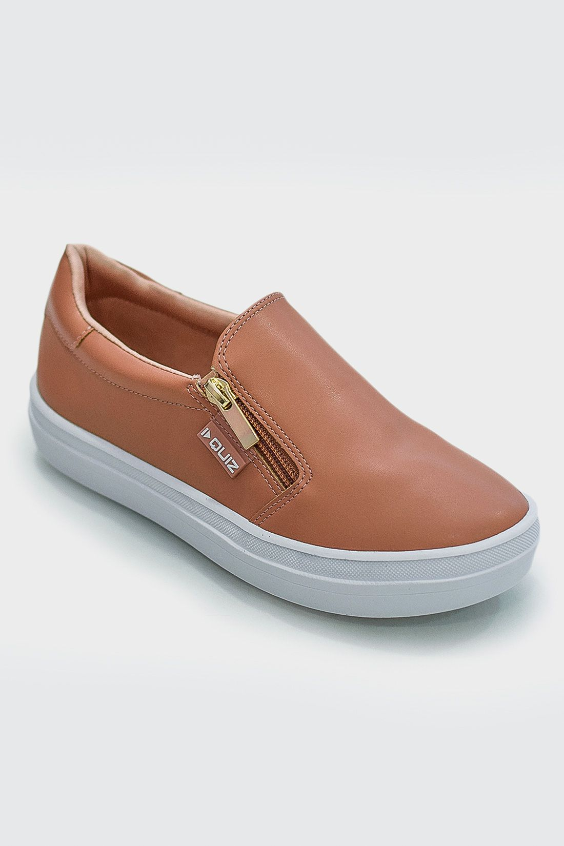 Slip On Quiz Ziper