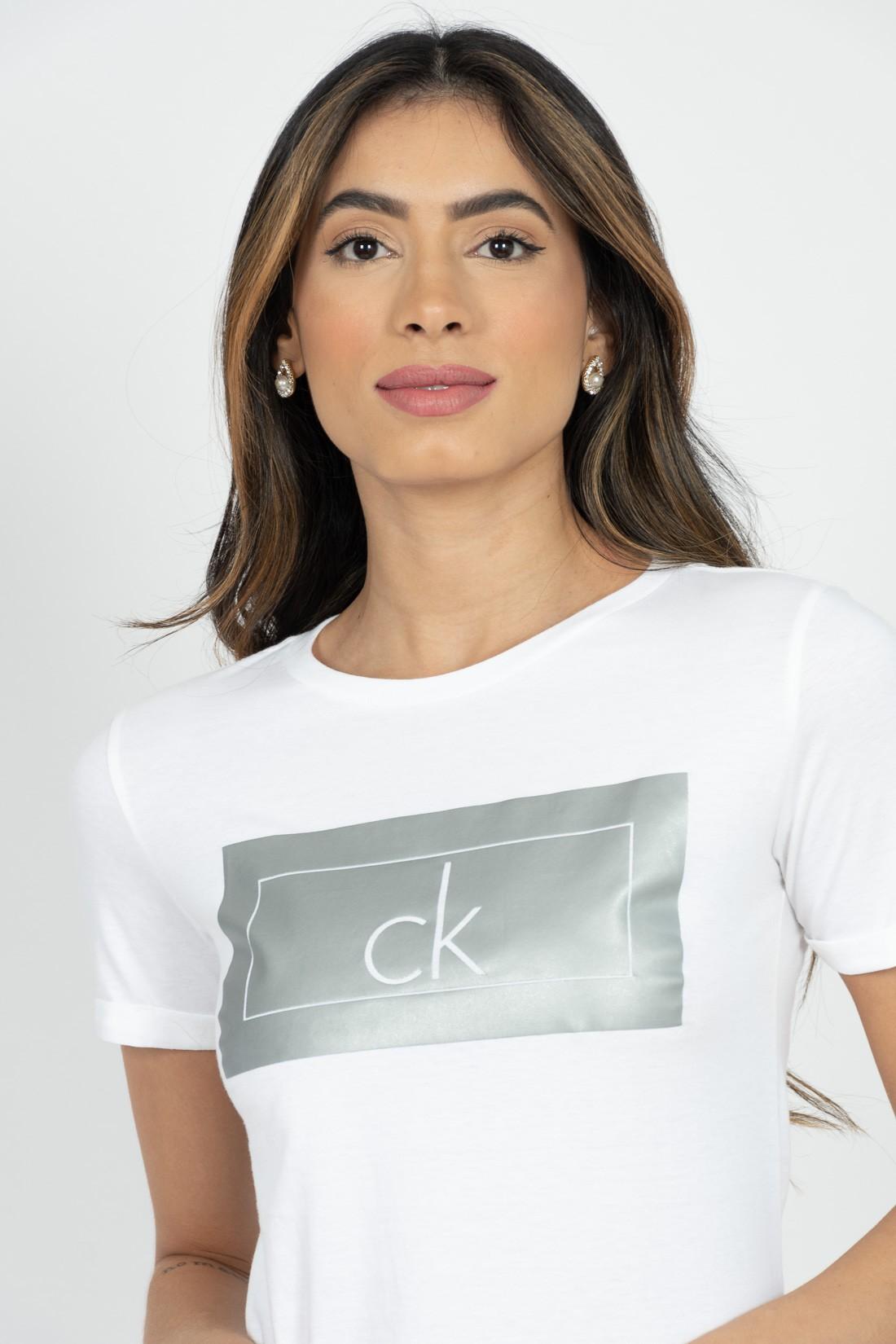 T Shirt Calvin Klein Ck