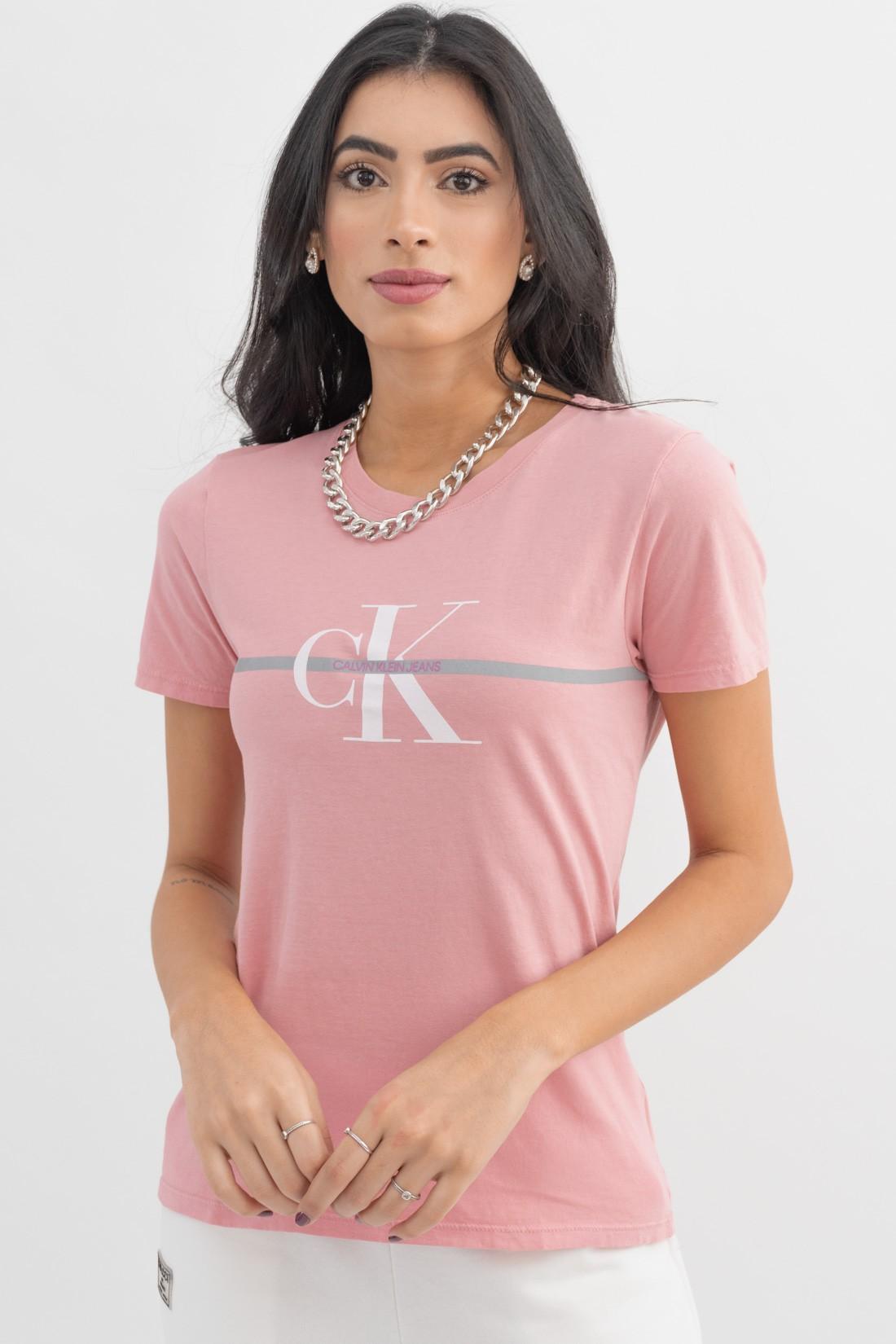 T Shirt Calvin Klein Linha