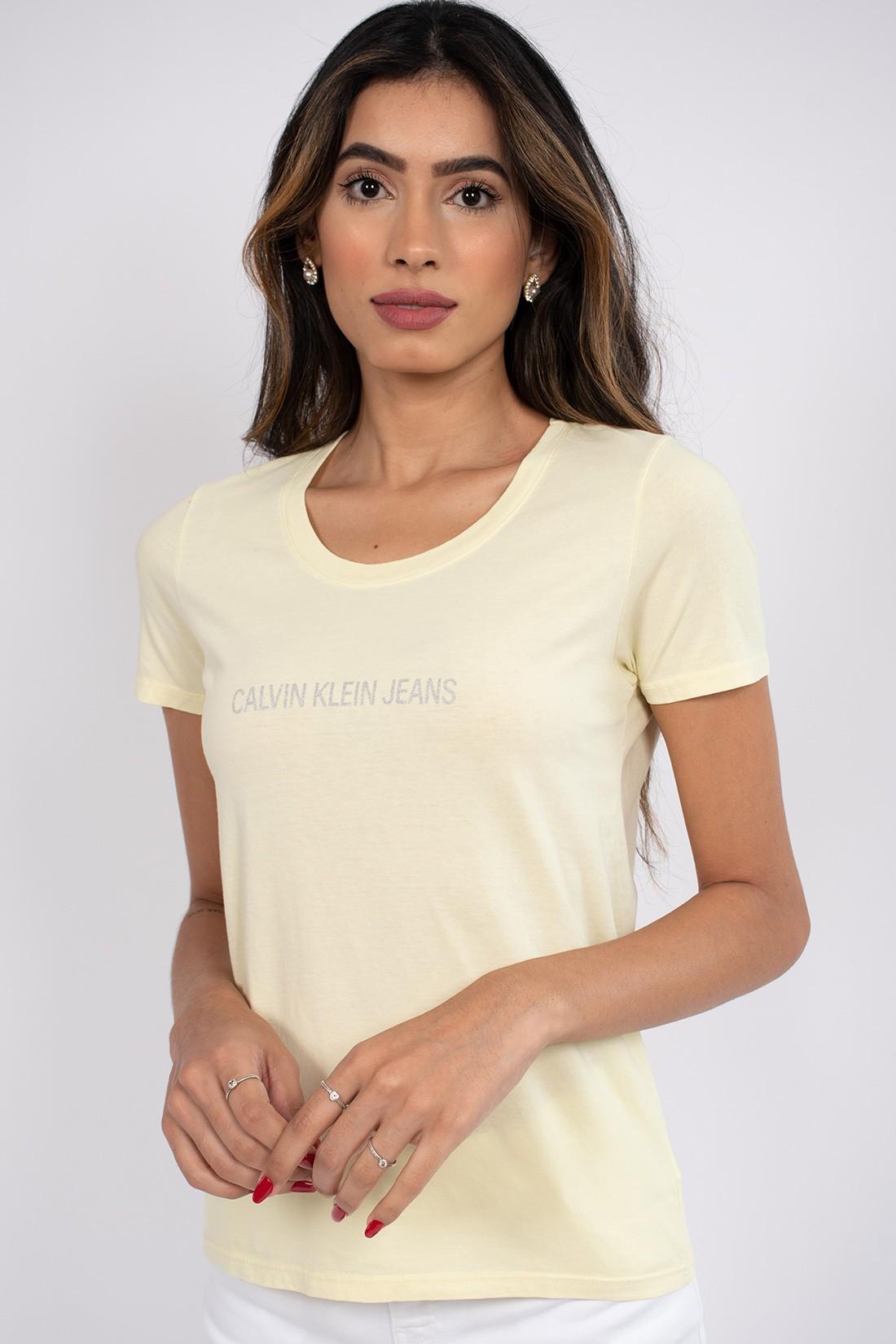 T Shirt Calvin Klein Logo