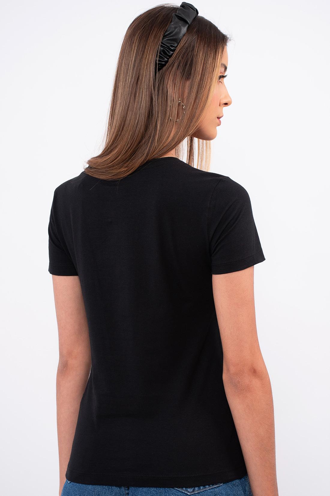 T Shirt Calvin Klein Logo Frontal