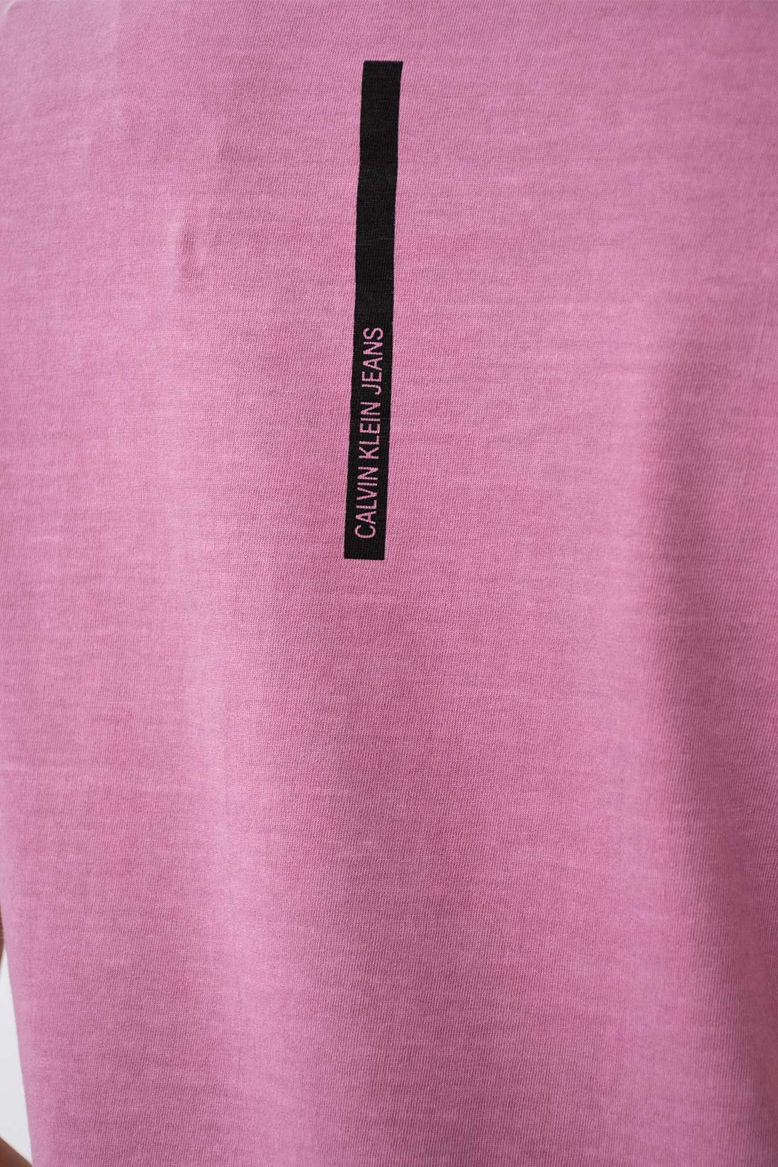 T Shirt Calvin Klein Logo Furtacor