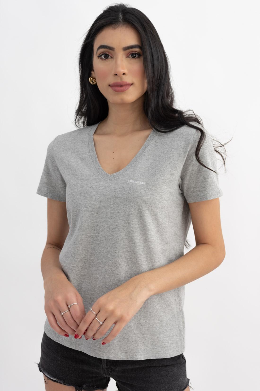 T Shirt Calvin Klein Mini Logo