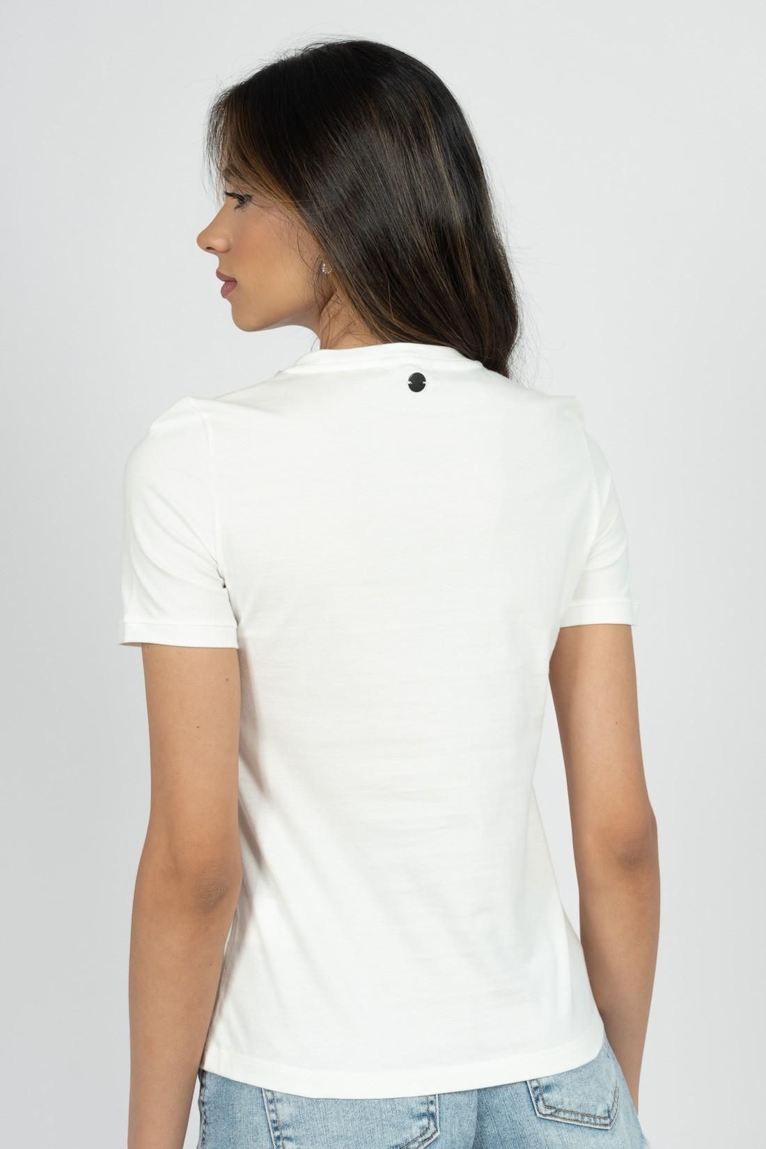T Shirt Calvin Klein Pedras