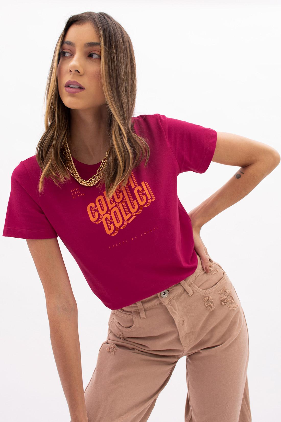 T Shirt Colcci Basic State Of Mind