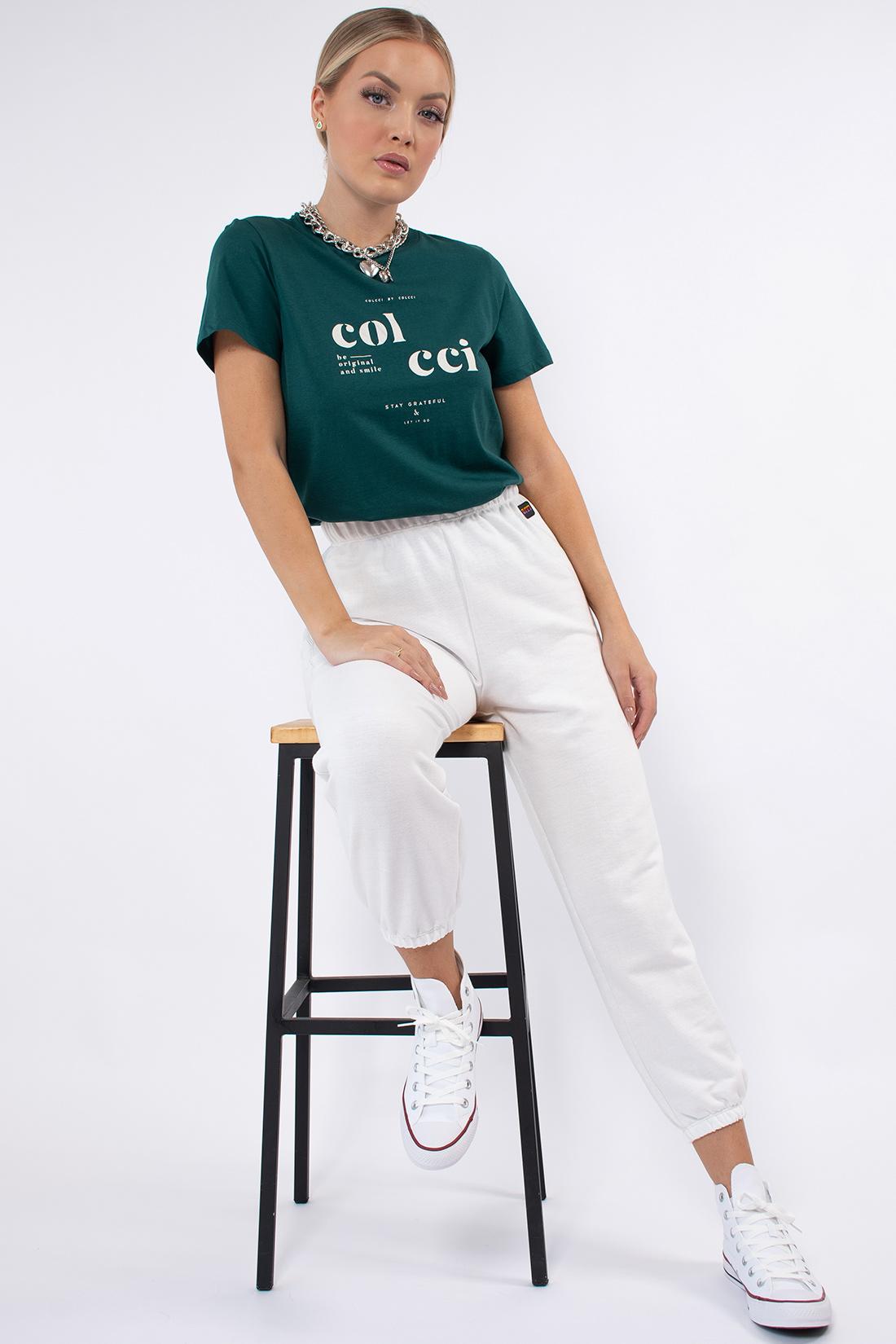T Shirt Colcci Be Original And Smile