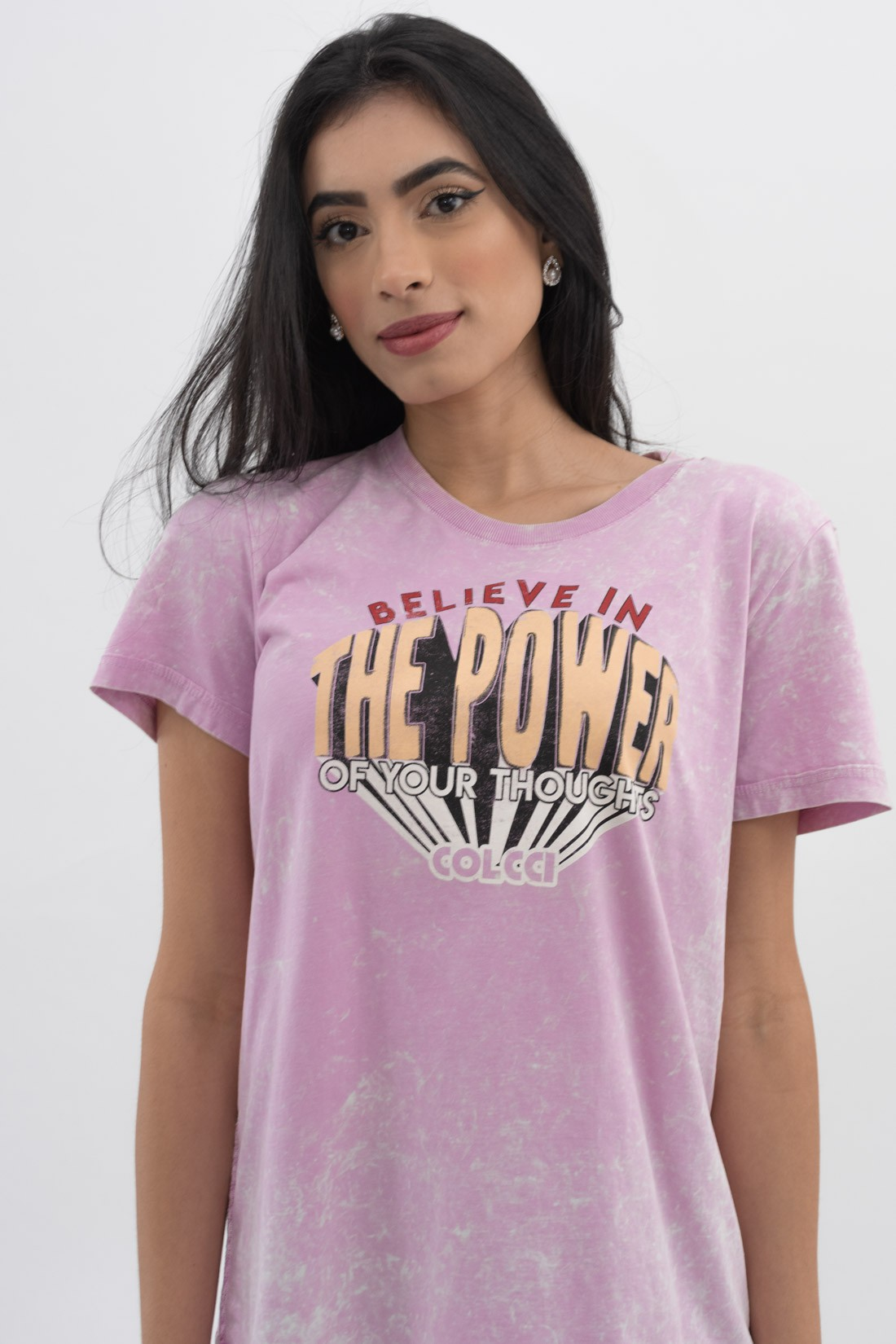 T Shirt Colcci Believe In The Power