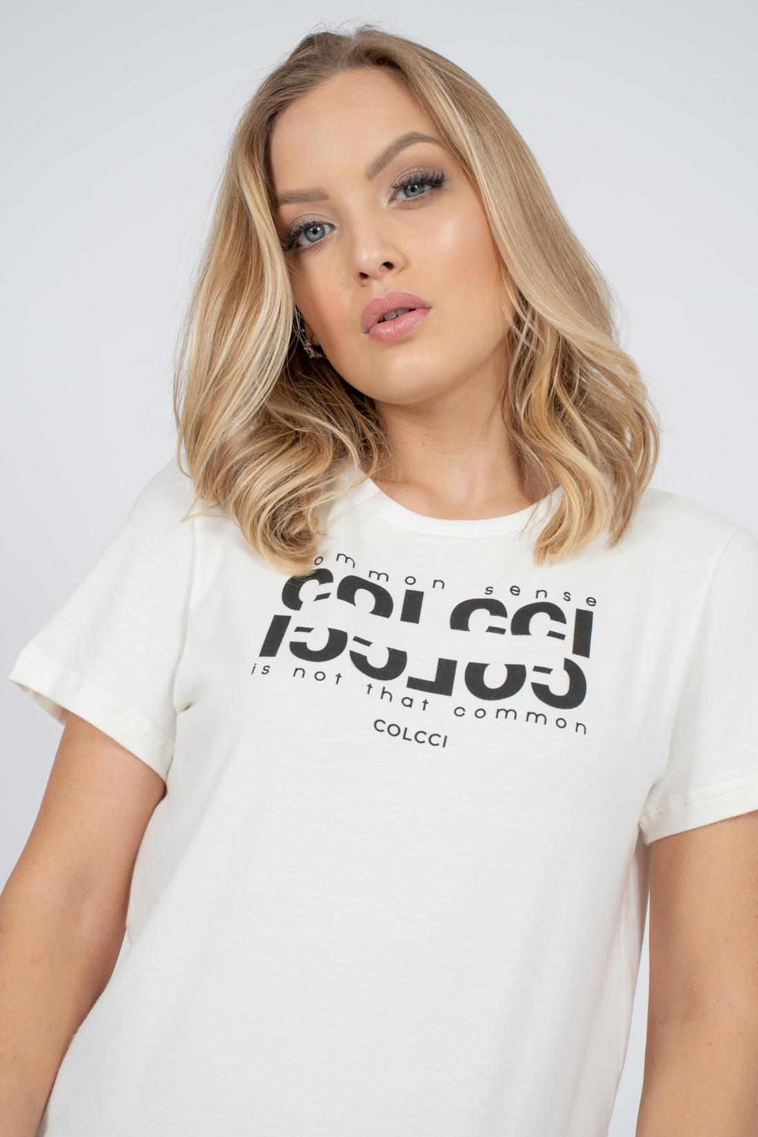 T Shirt Colcci Common Sense