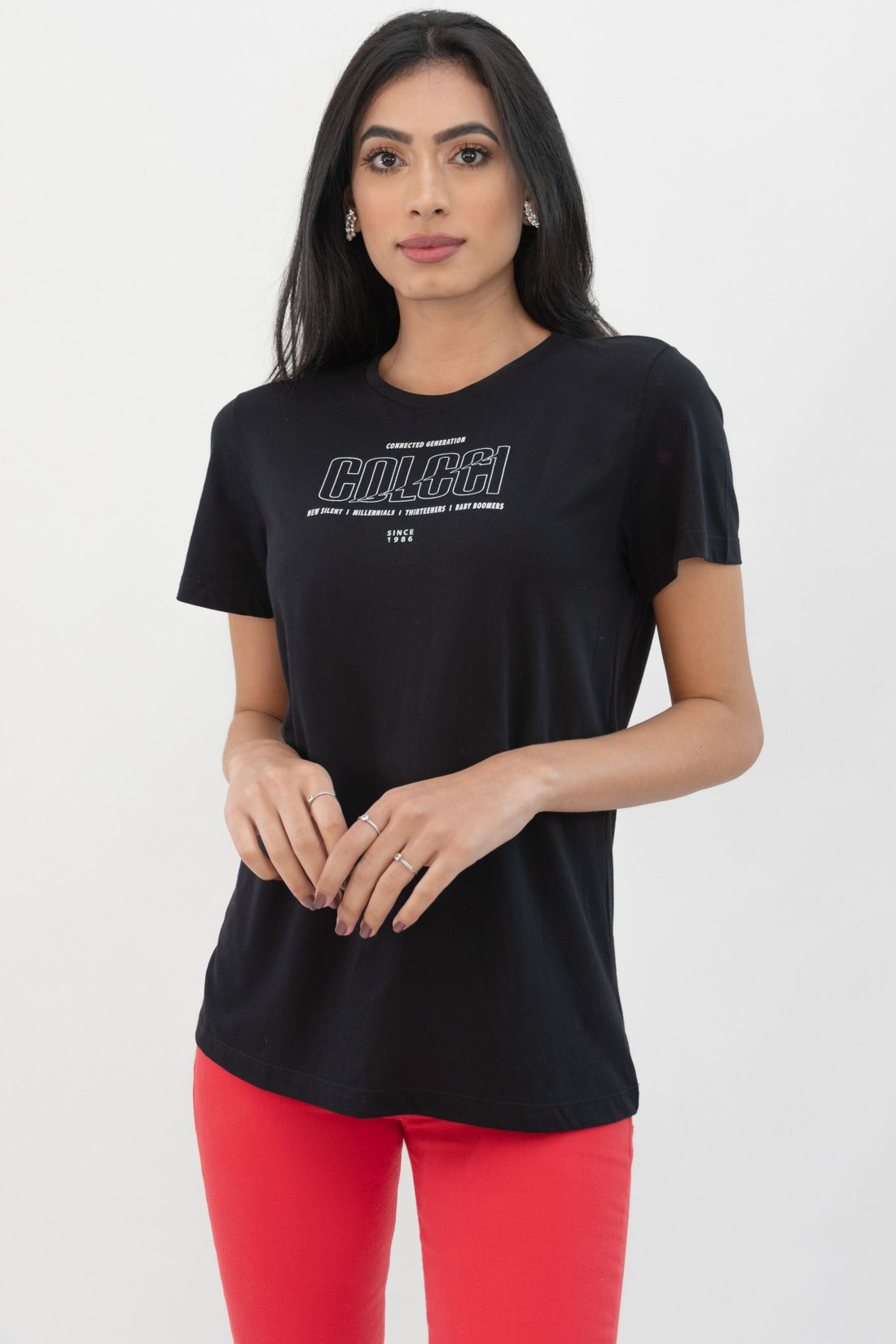 T Shirt Colcci Connected Generation