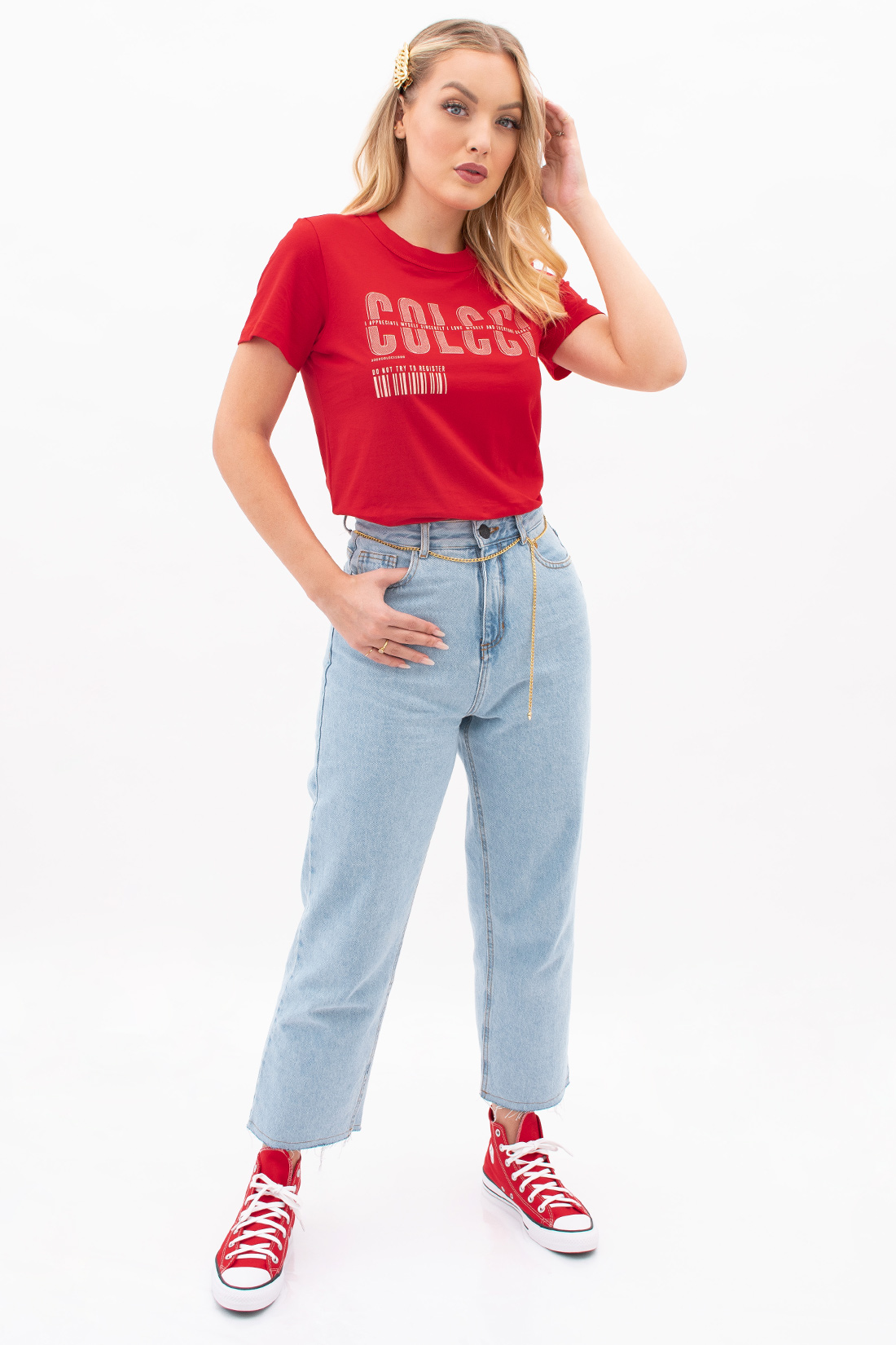 T Shirt Colcci Do Not Try To Register