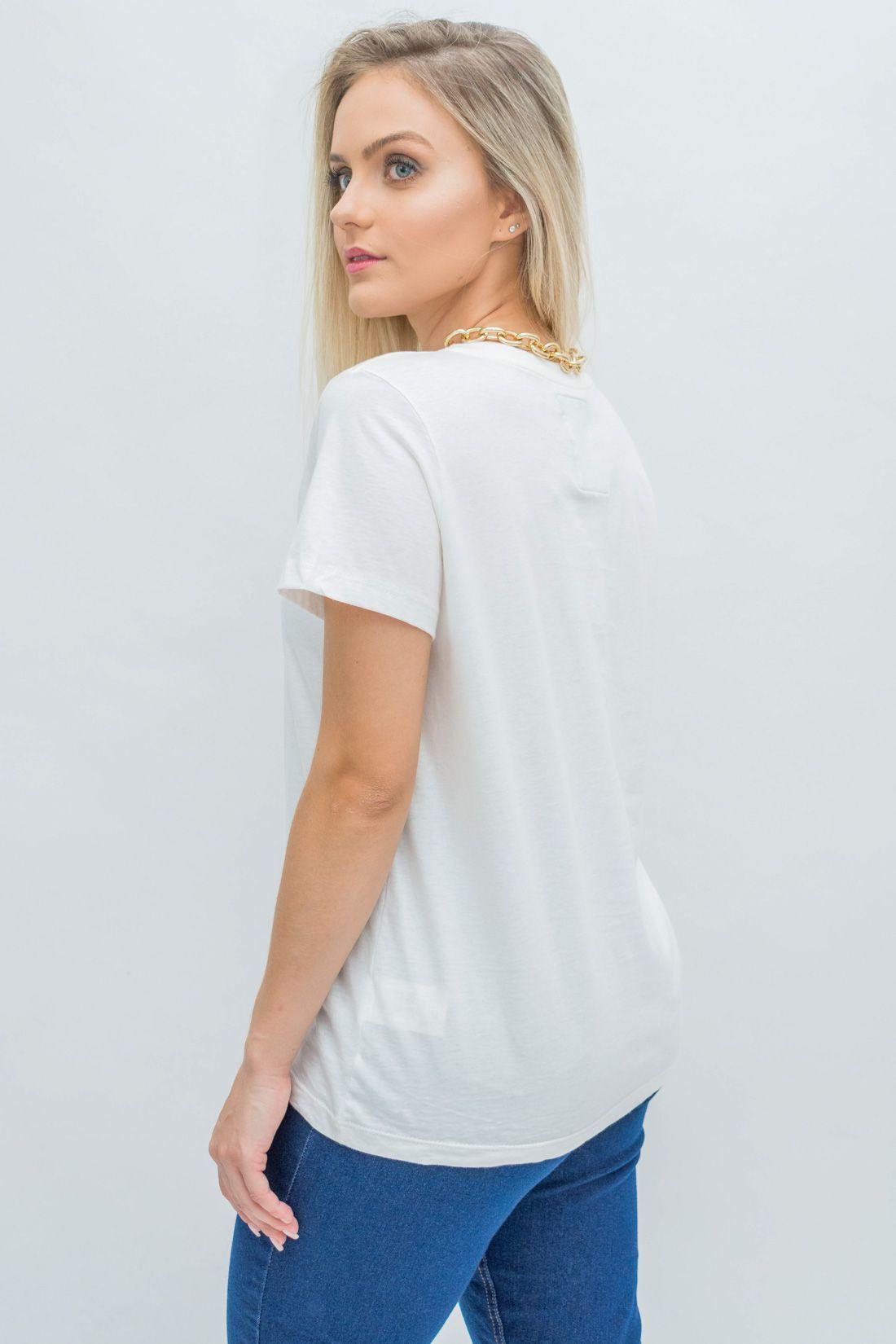 T Shirt Colcci Feminist