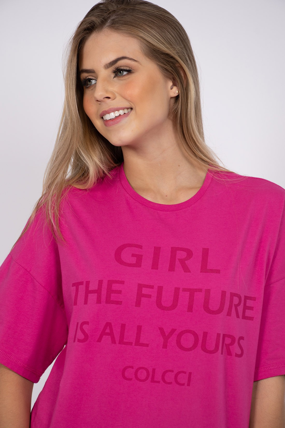 T Shirt Colcci Girl The Future Is All Yours