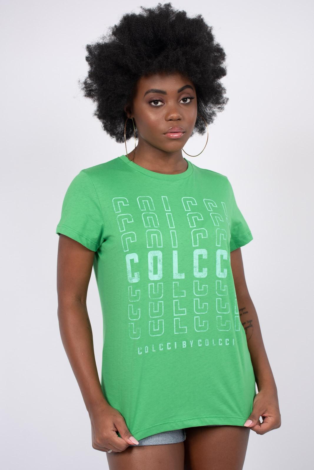 T Shirt Colcci Logo