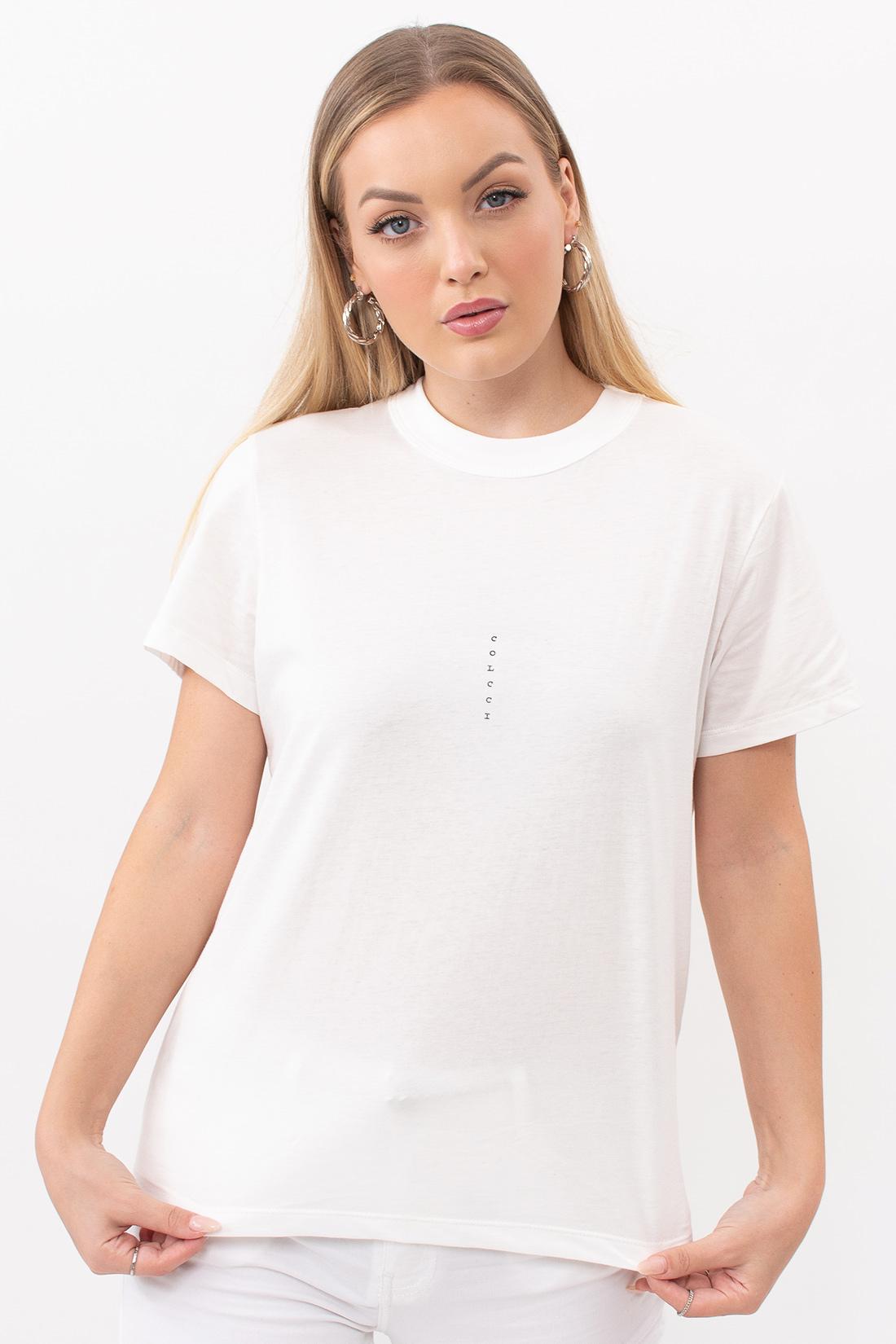 T Shirt Colcci Logo Vertical