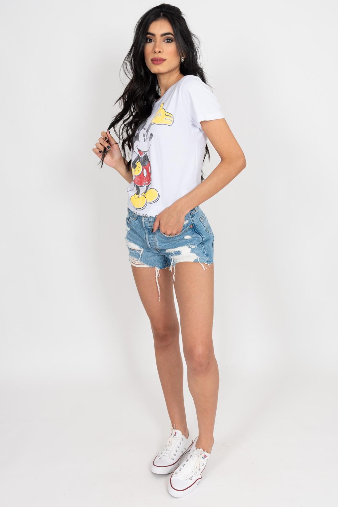 T Shirt Colcci Mickey Mouse