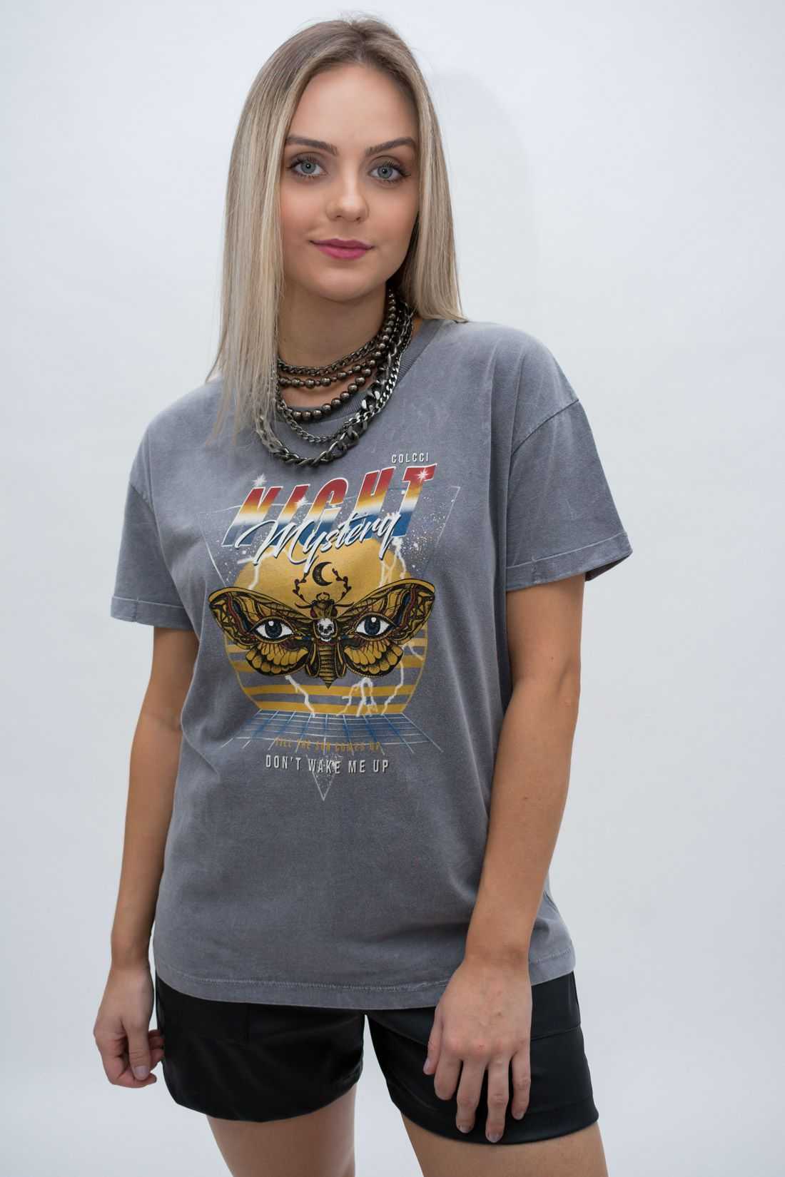 T Shirt Colcci Night Mystery
