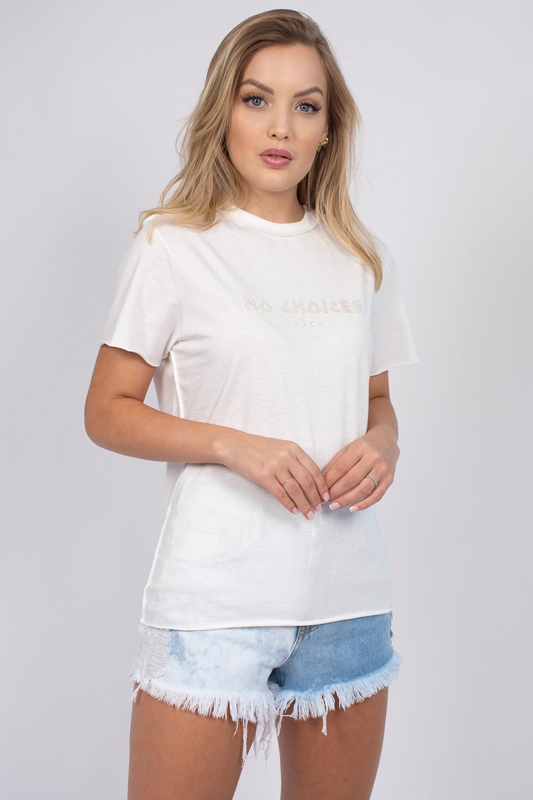 T Shirt Colcci No Choices