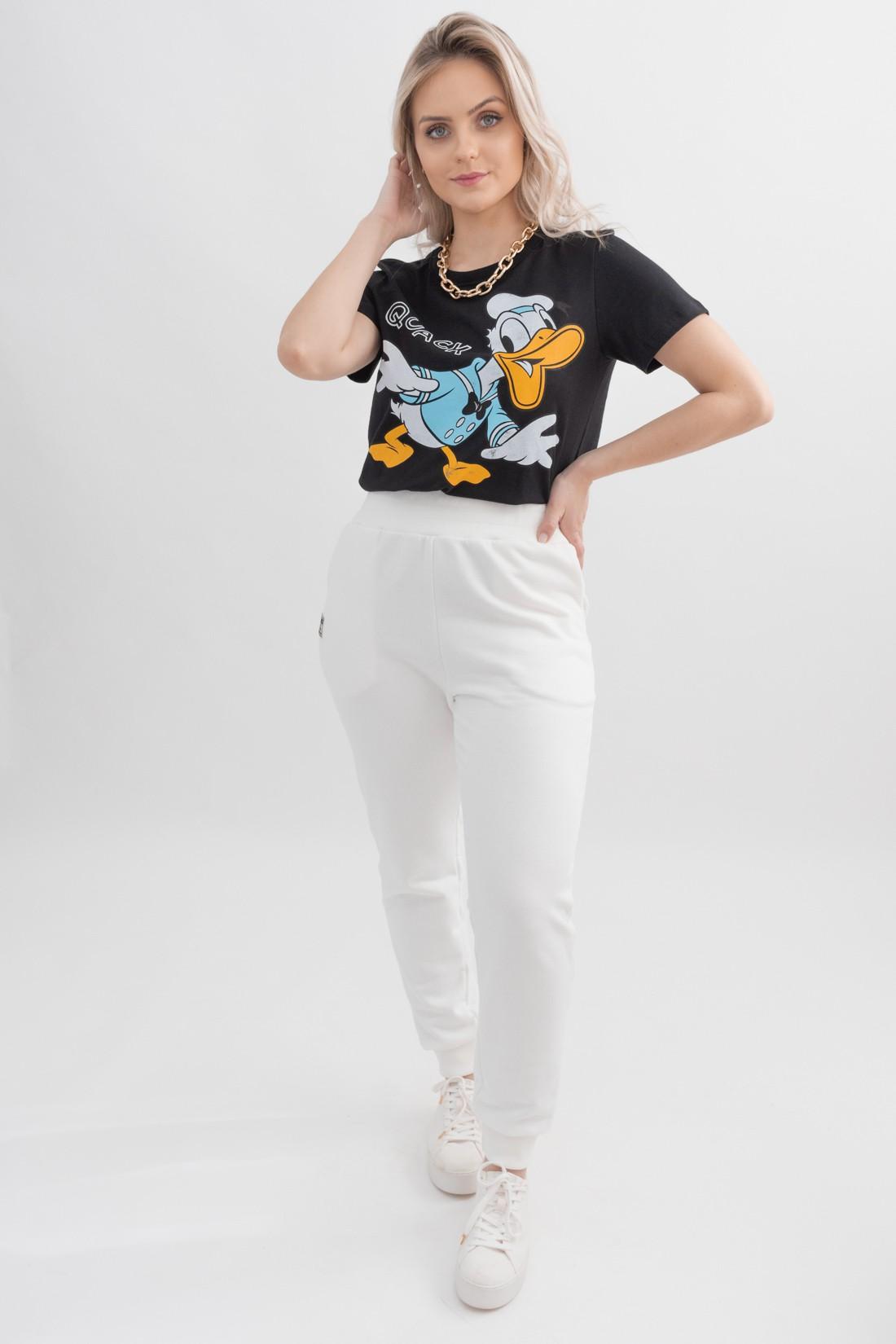 T Shirt Colcci Quack Pato Donald