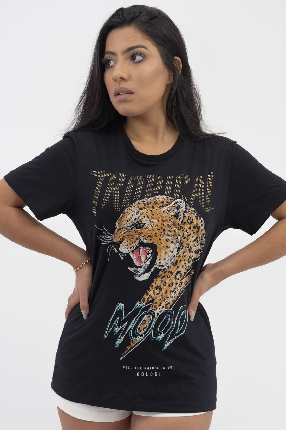 T Shirt Colcci Tropical Mood