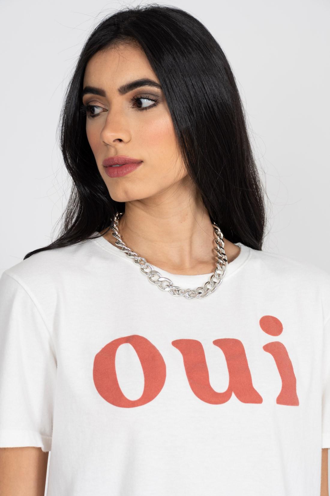 T Shirt Hering Oui