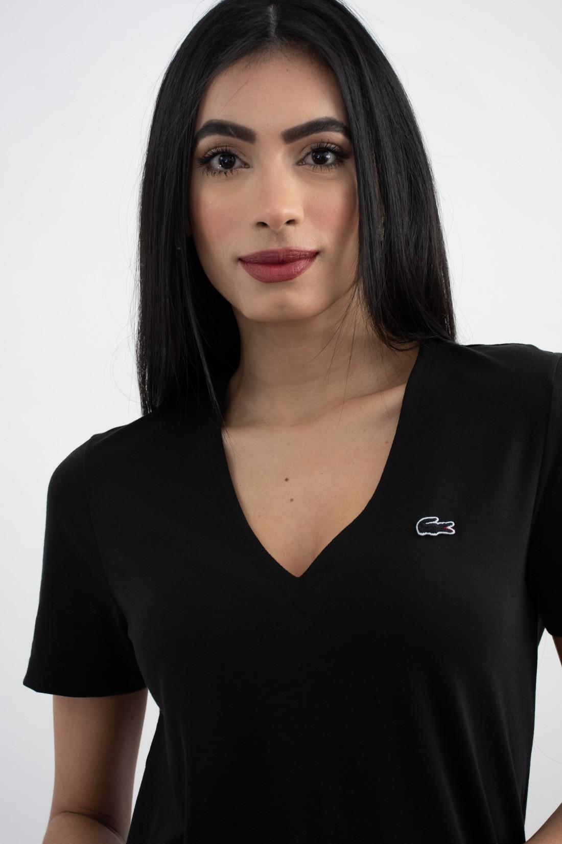 T Shirt Lacoste Dec V