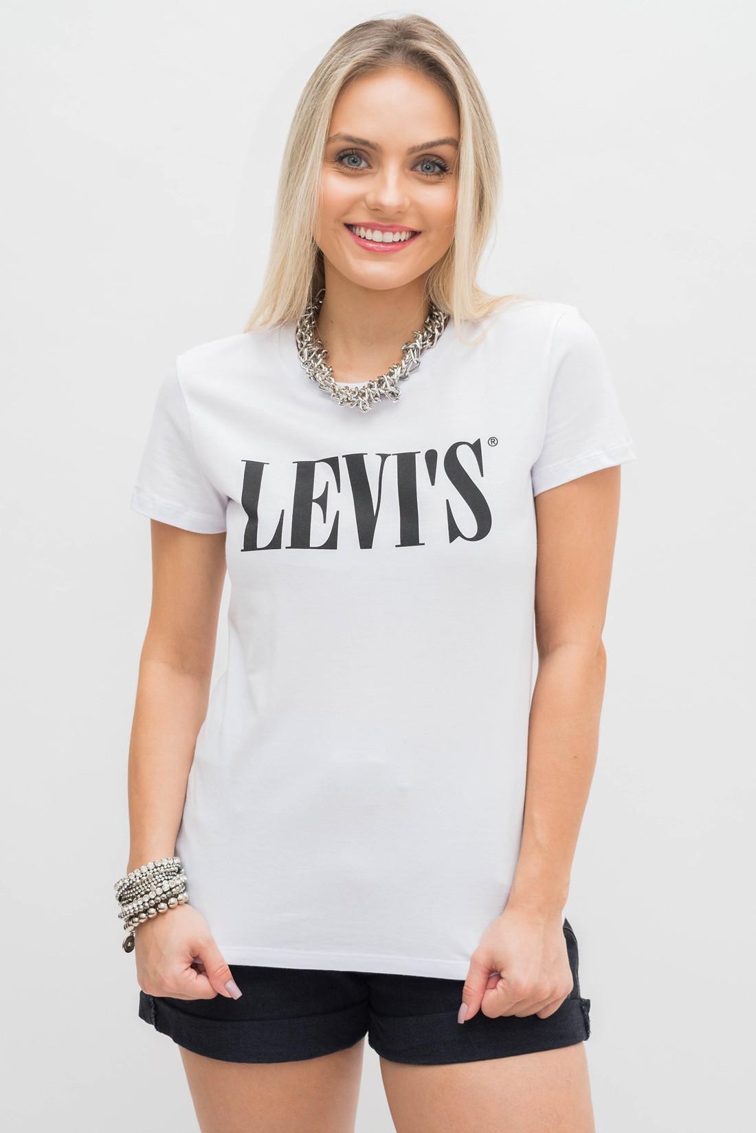 T Shirt Levis B&W