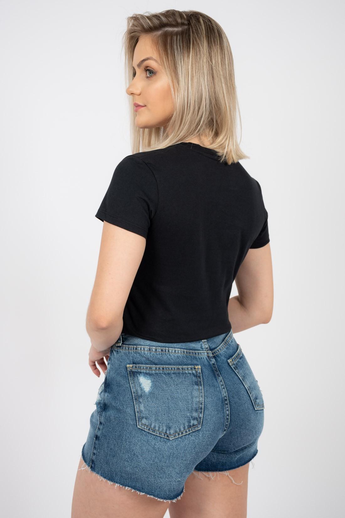 T Shirt Levis Classic Brilho