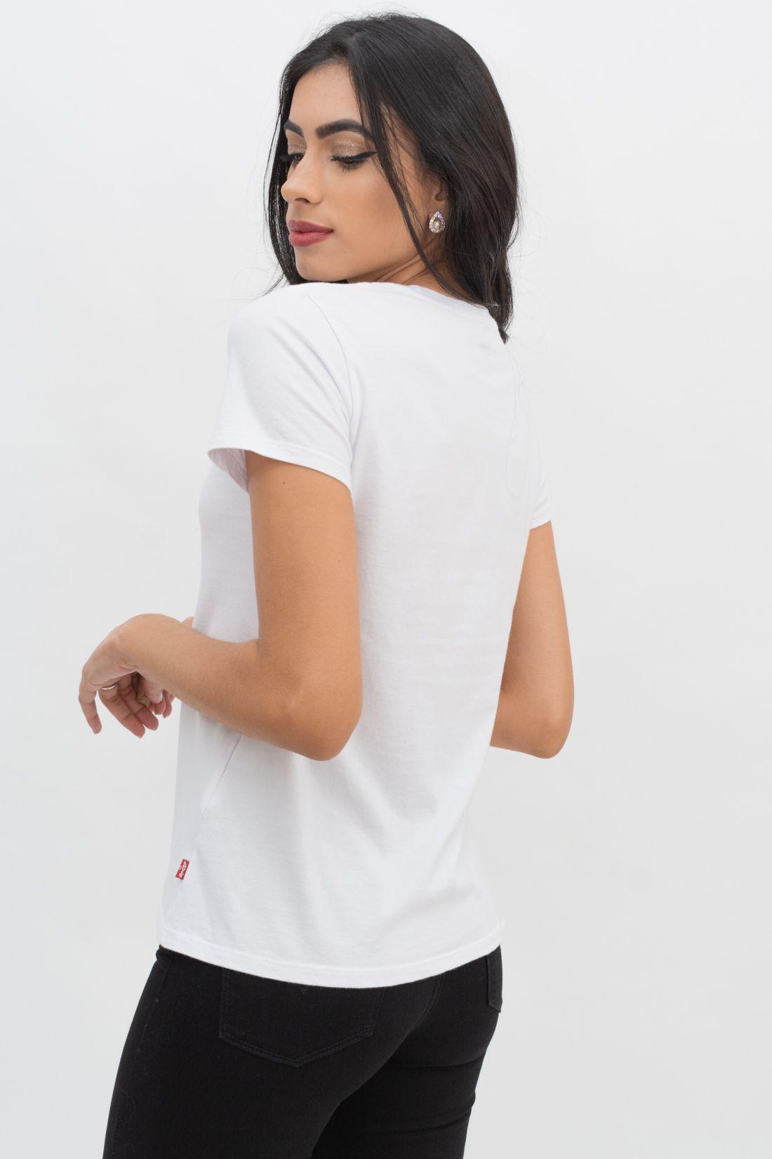 T Shirt Levis Faixas