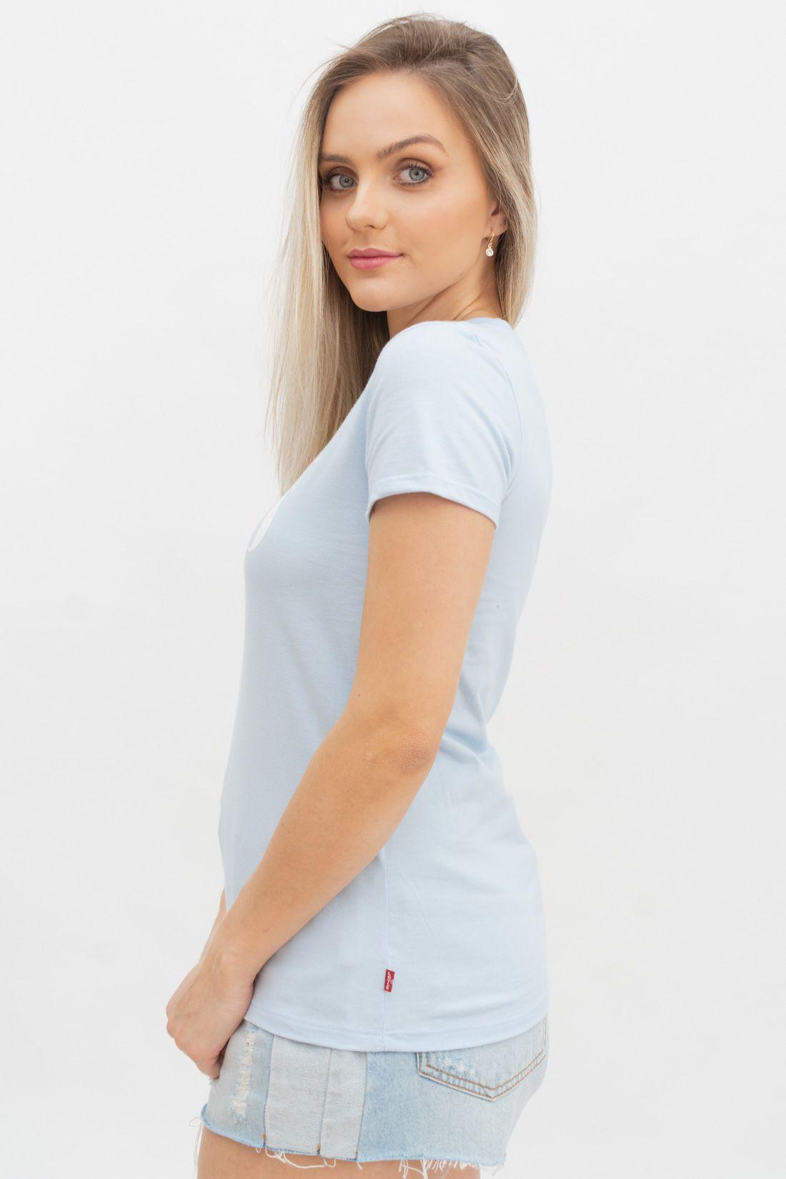 T Shirt Levis White