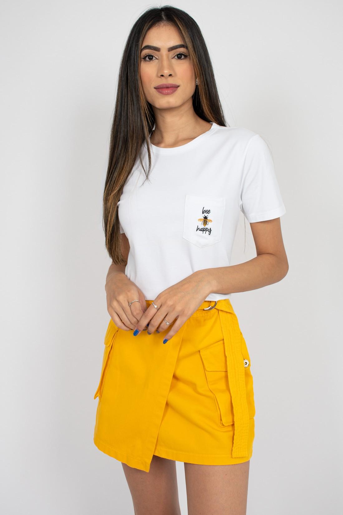 T Shirt Slywear Bee Happy