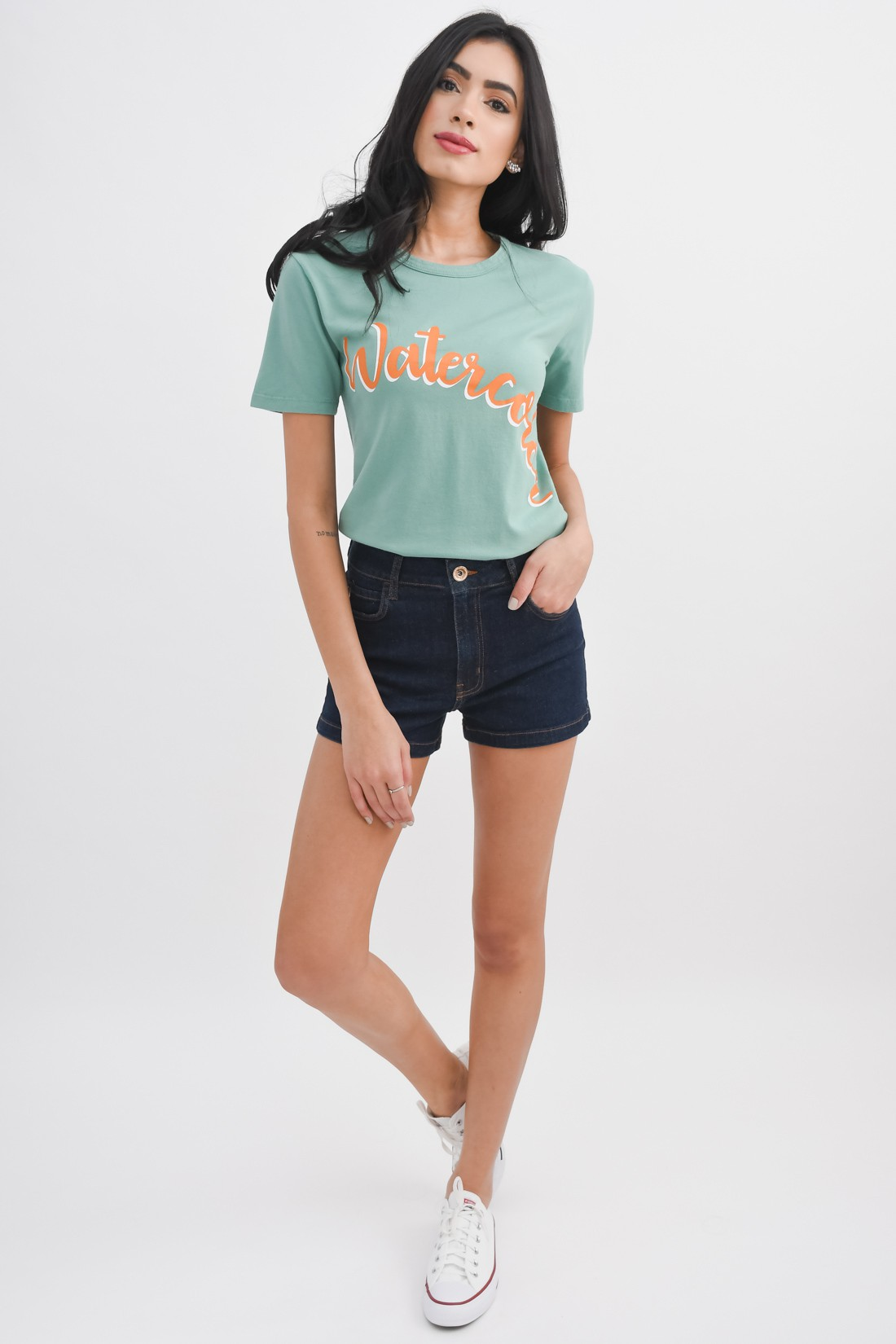 T Shirt Slywear Watercolor