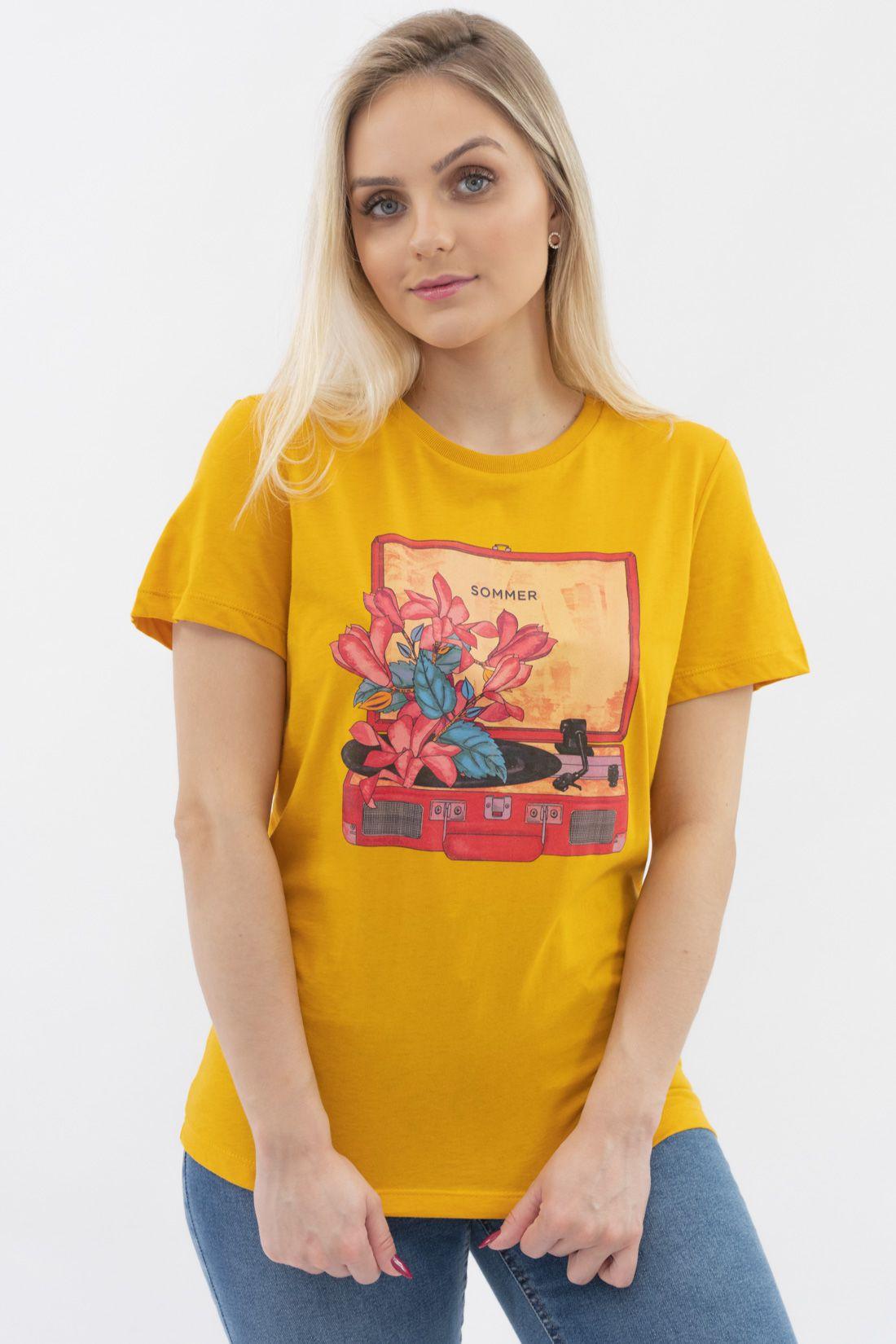 T Shirt Sommer Maleta