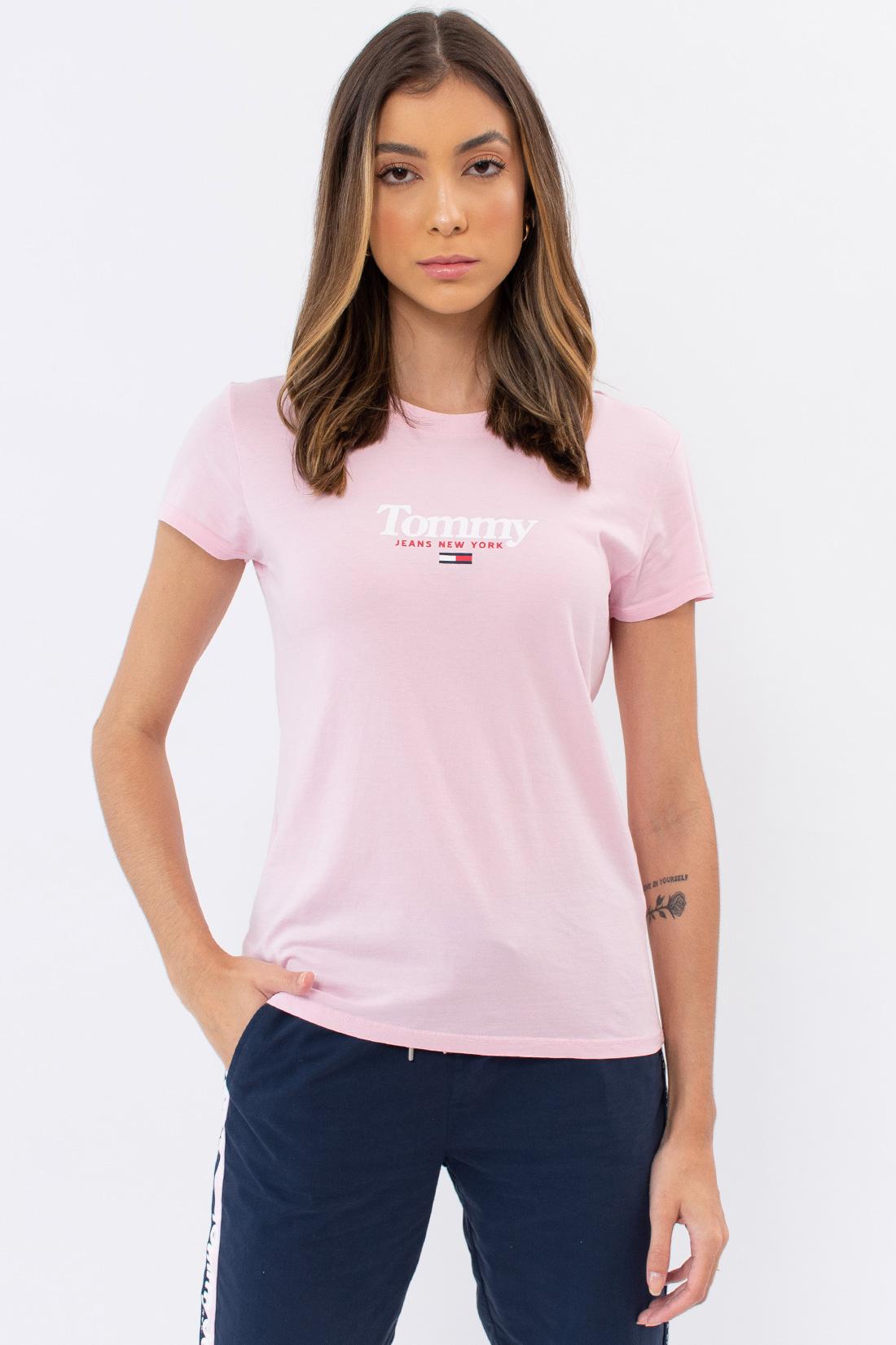 T Shirt Tommy Hilfiger Logo Essential